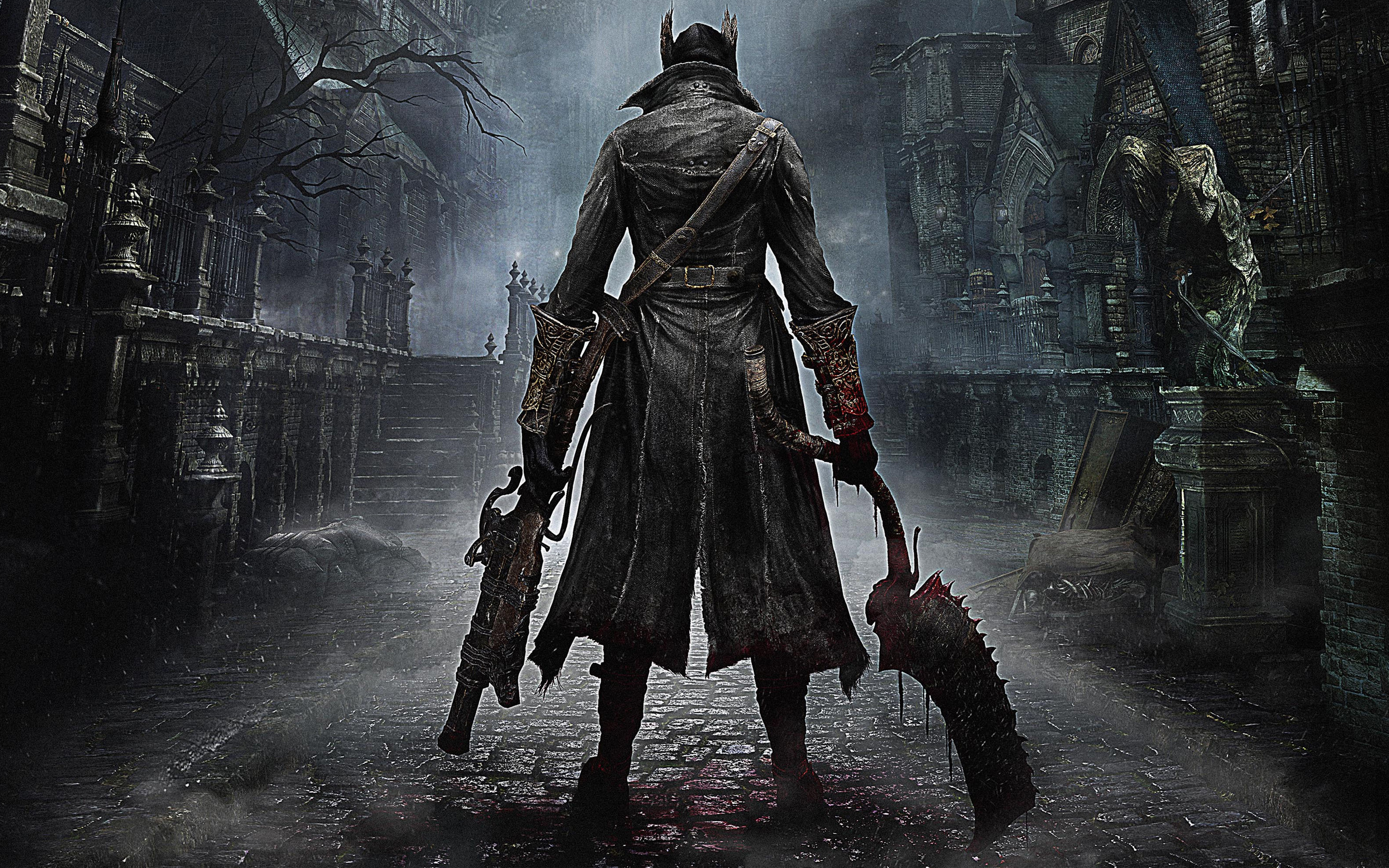 Bloodborne Ps4 Game Bloodborne Ps4 Game