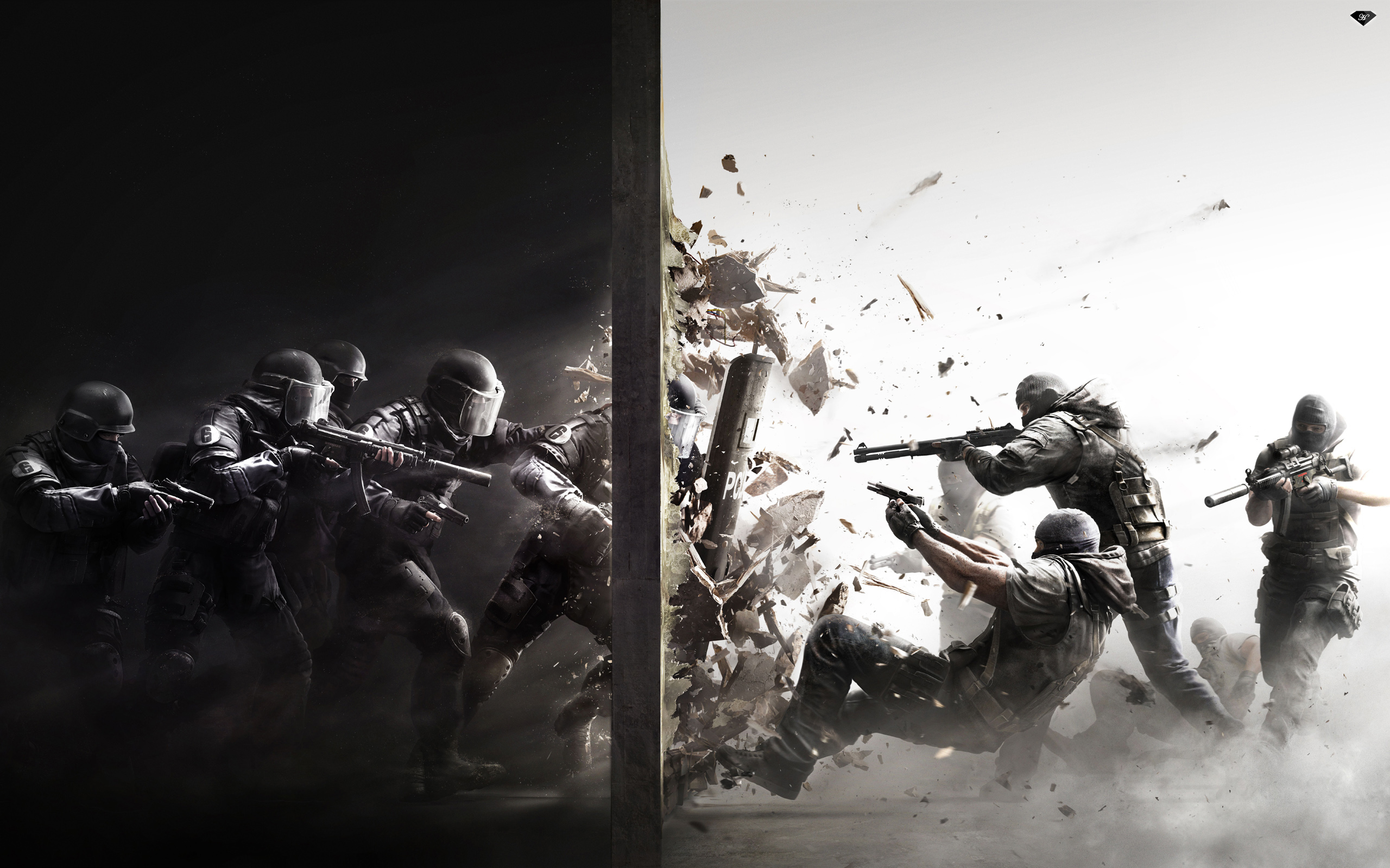 Rainbow Six Siege 2015 Game 1532.94 Kb