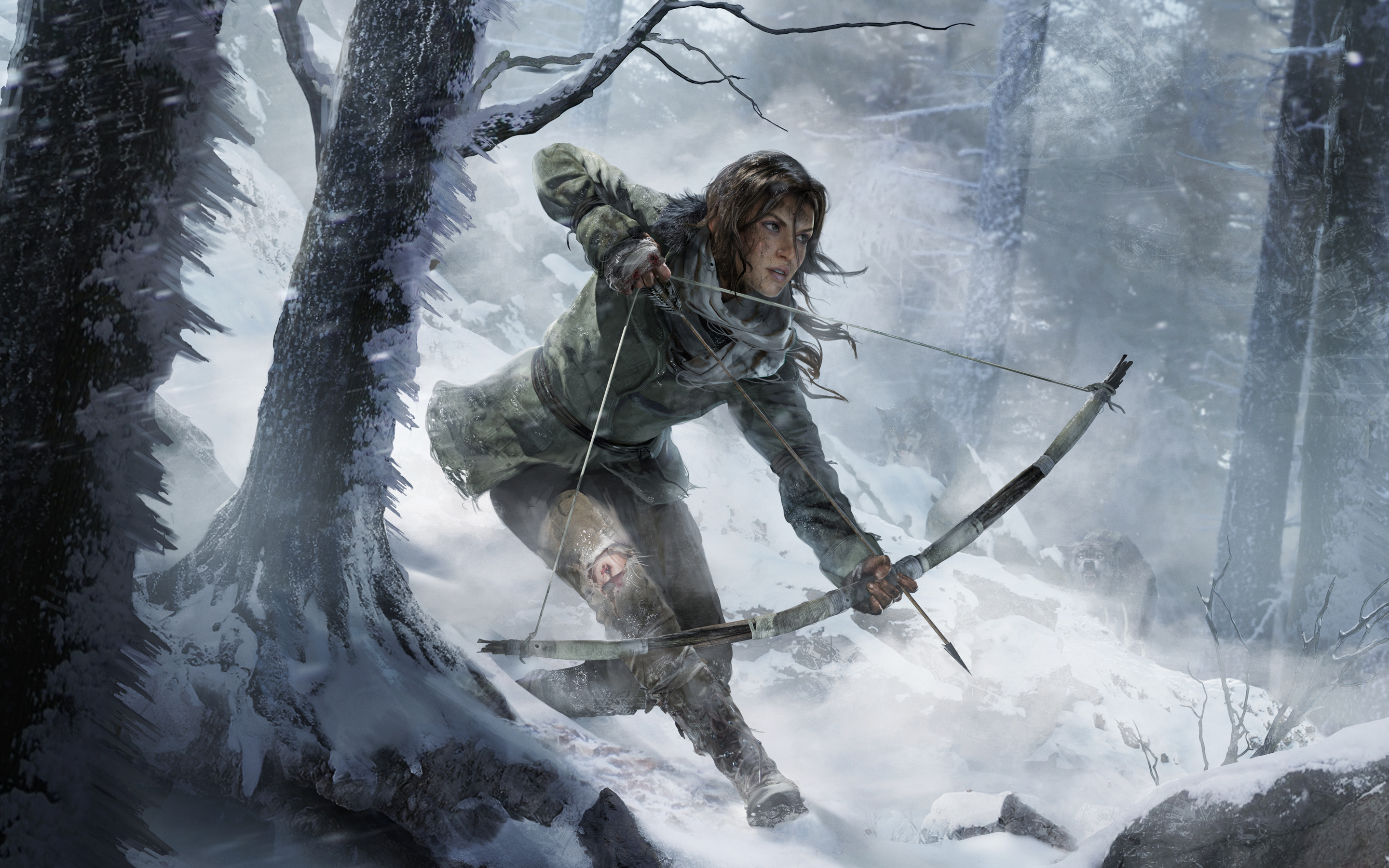 Rise Of The Tomb Raider 2015 Game