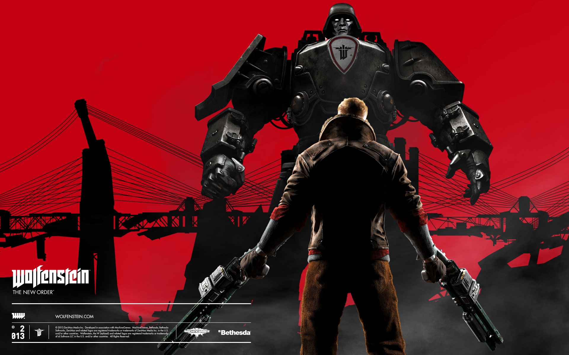 2014 Wolfenstein The New Order 718.85 Kb