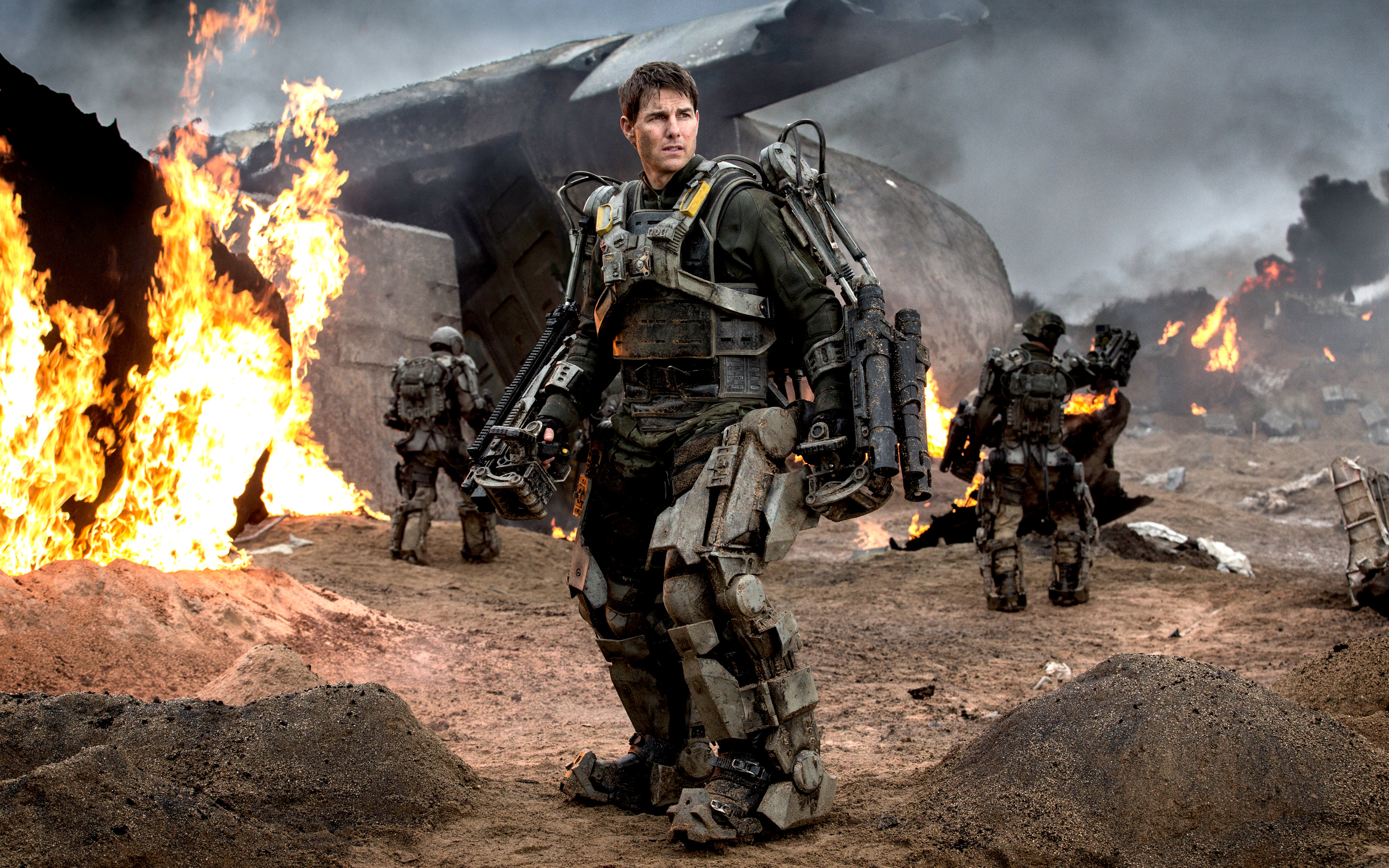 Edge of Tomorrow Tom Cruise 1325.8 Kb