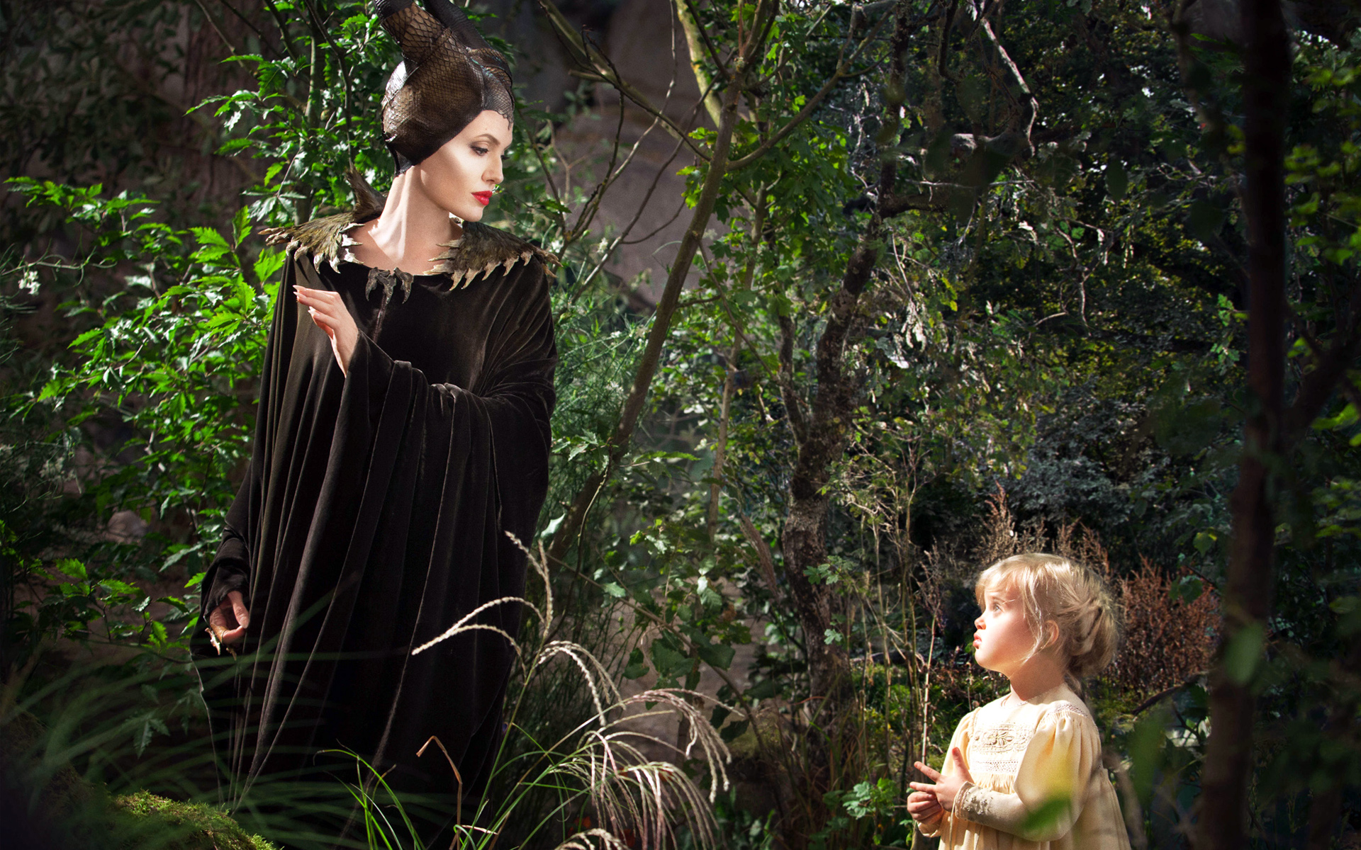 Maleficent Scene 2977.59 Kb