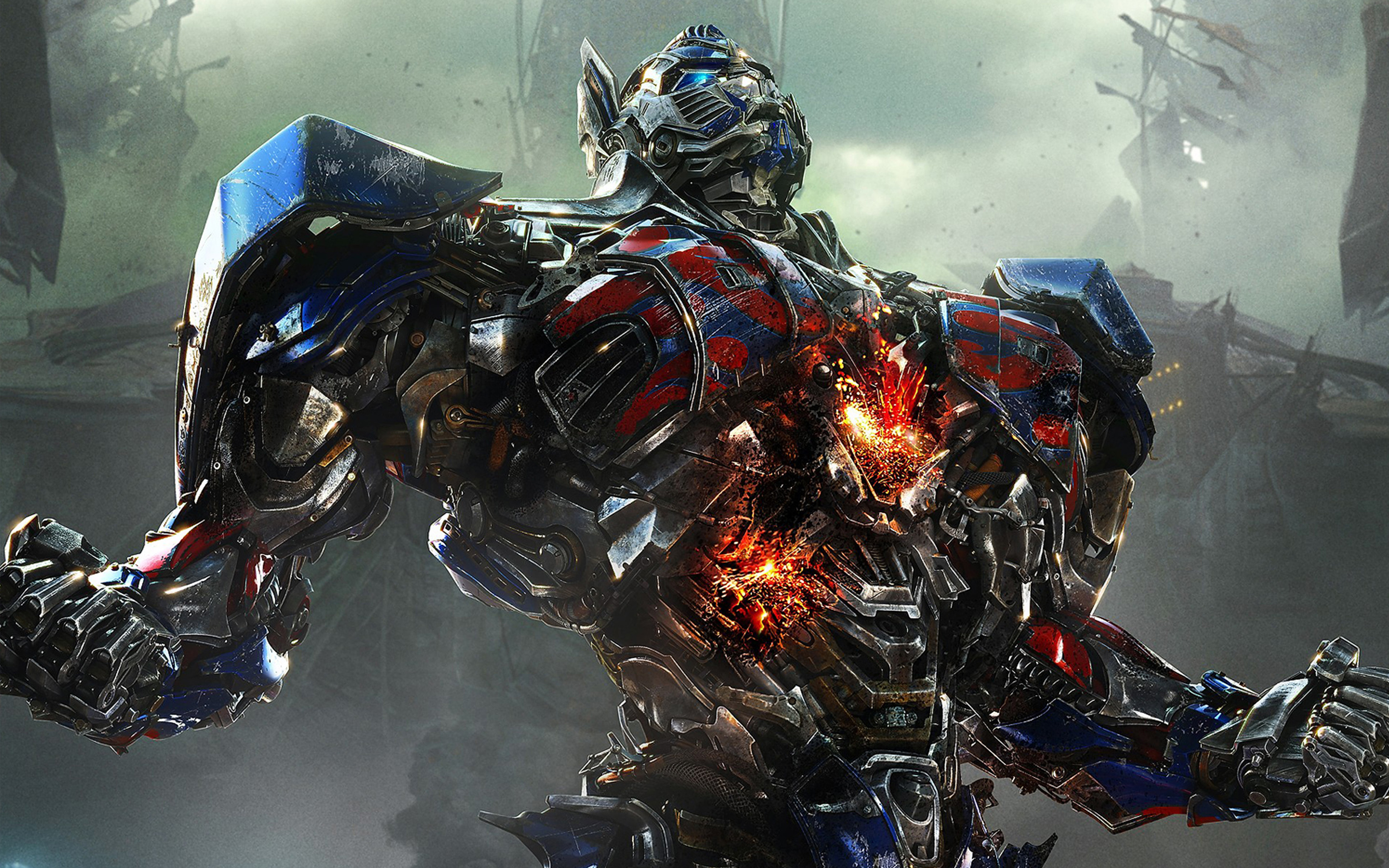 Optimus Prime Transformers Age of Extinction 1447.74 Kb