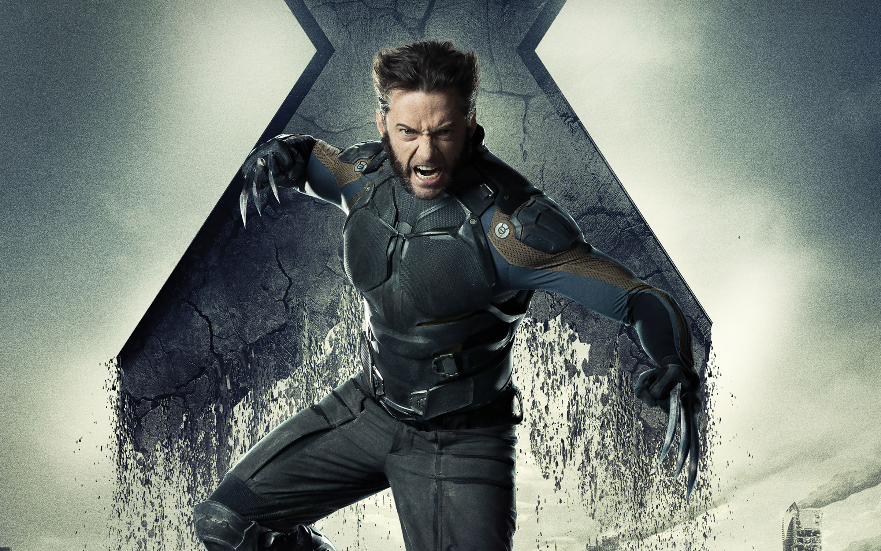 Hugh Jackman X Men Days of Future Past