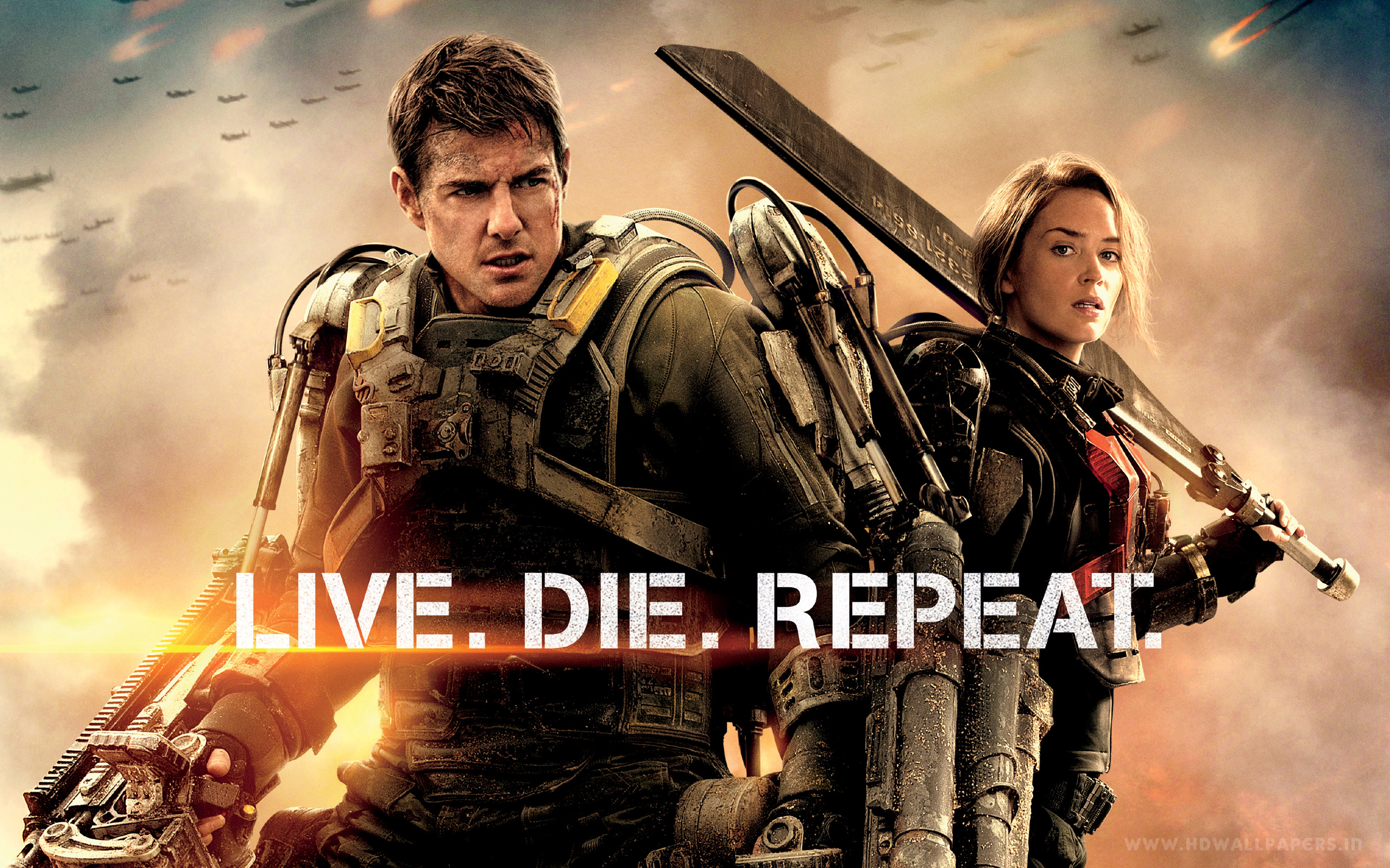 Edge of Tomorrow 2014 Movie 2087.58 Kb
