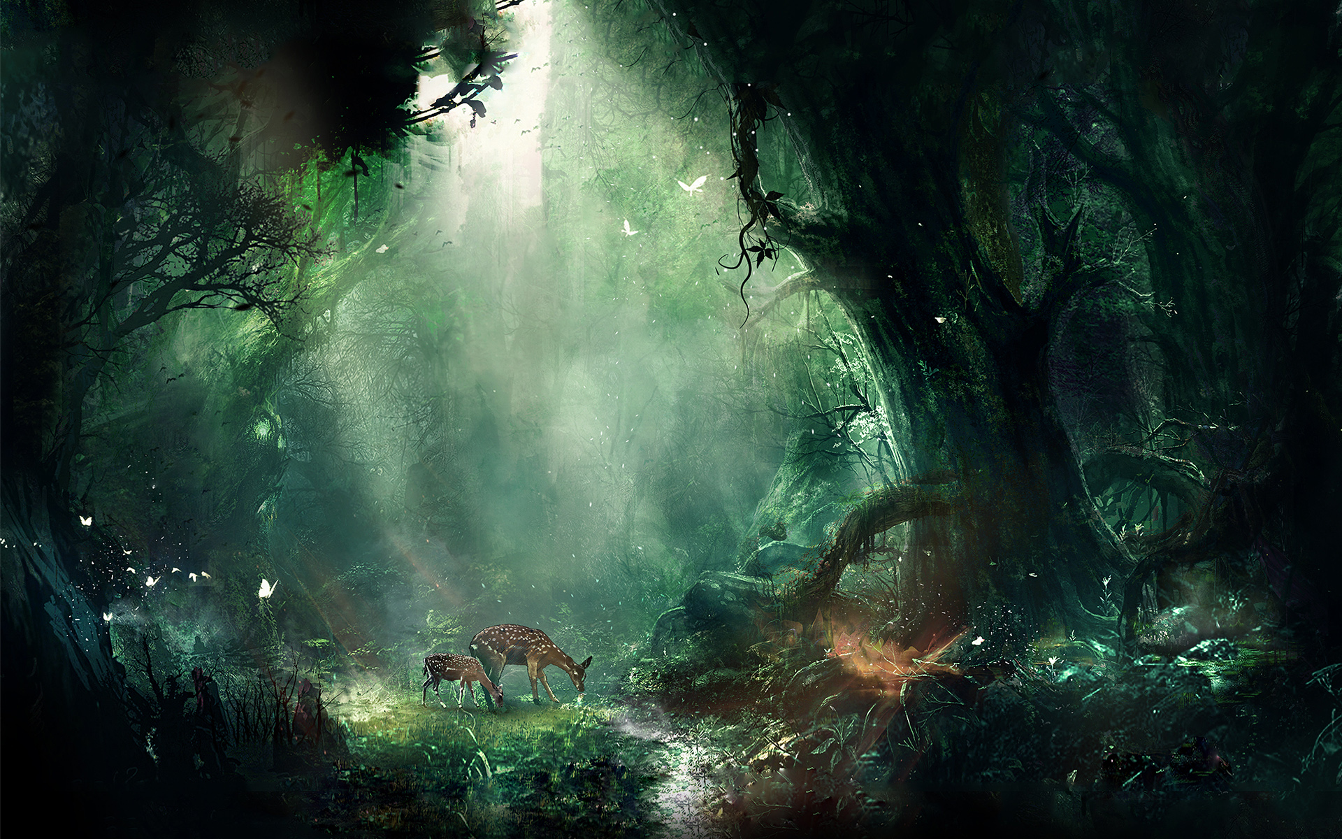 Bambi Jungle