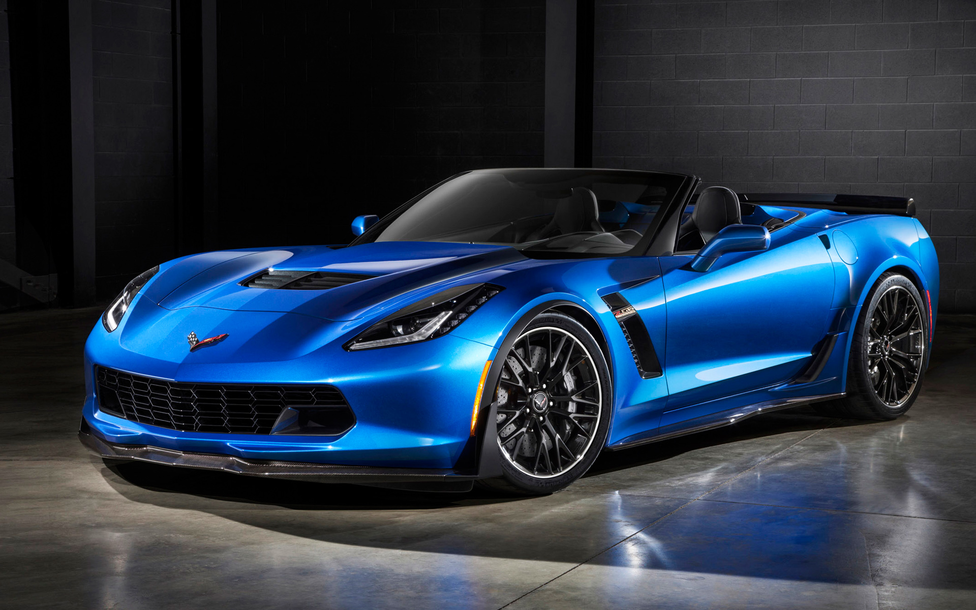 Chevrolet Corvette Z06 Convertible 2015 846.52 Kb