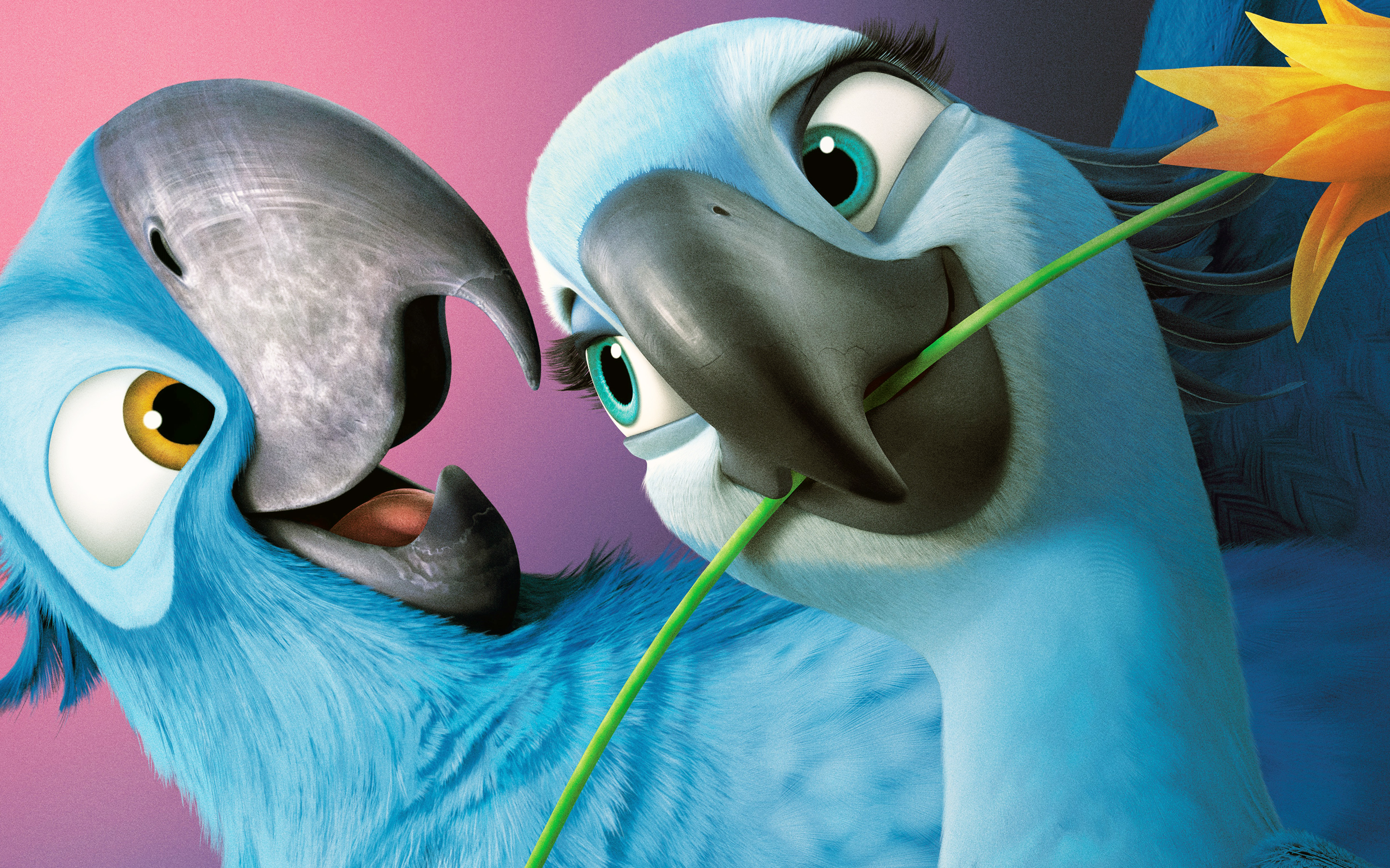 Blu Jewel in Rio 2