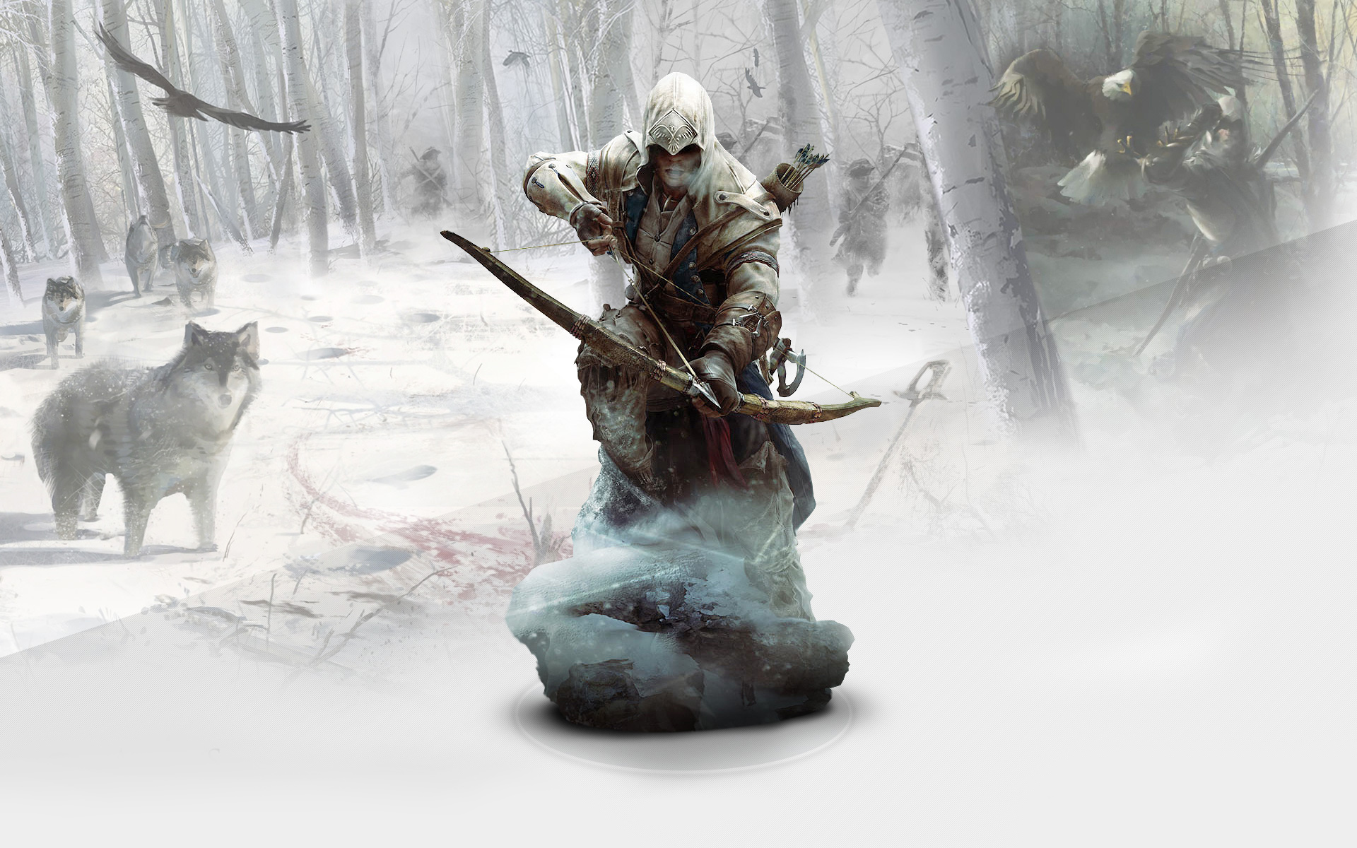 Ratonhnhaketon Assassin's Creed 3