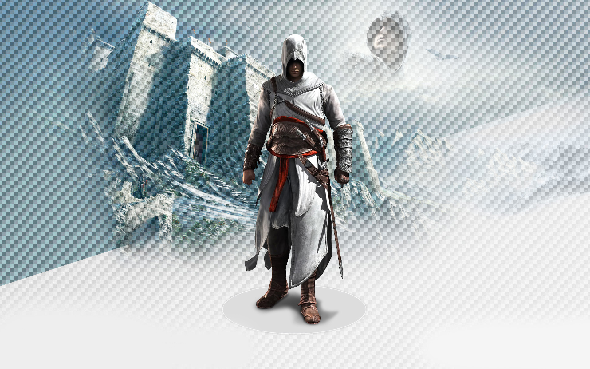assassins creed altair ibn - photo #22