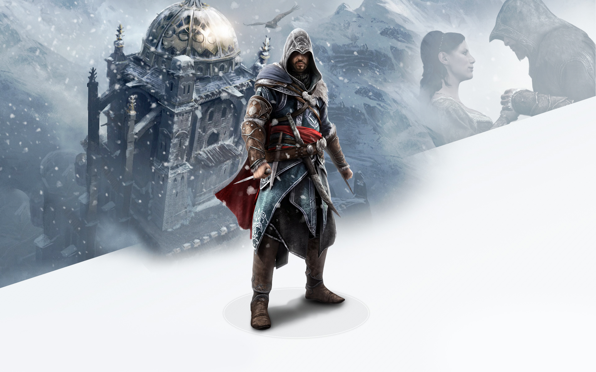 Ezio Assassin's Creed Revelations