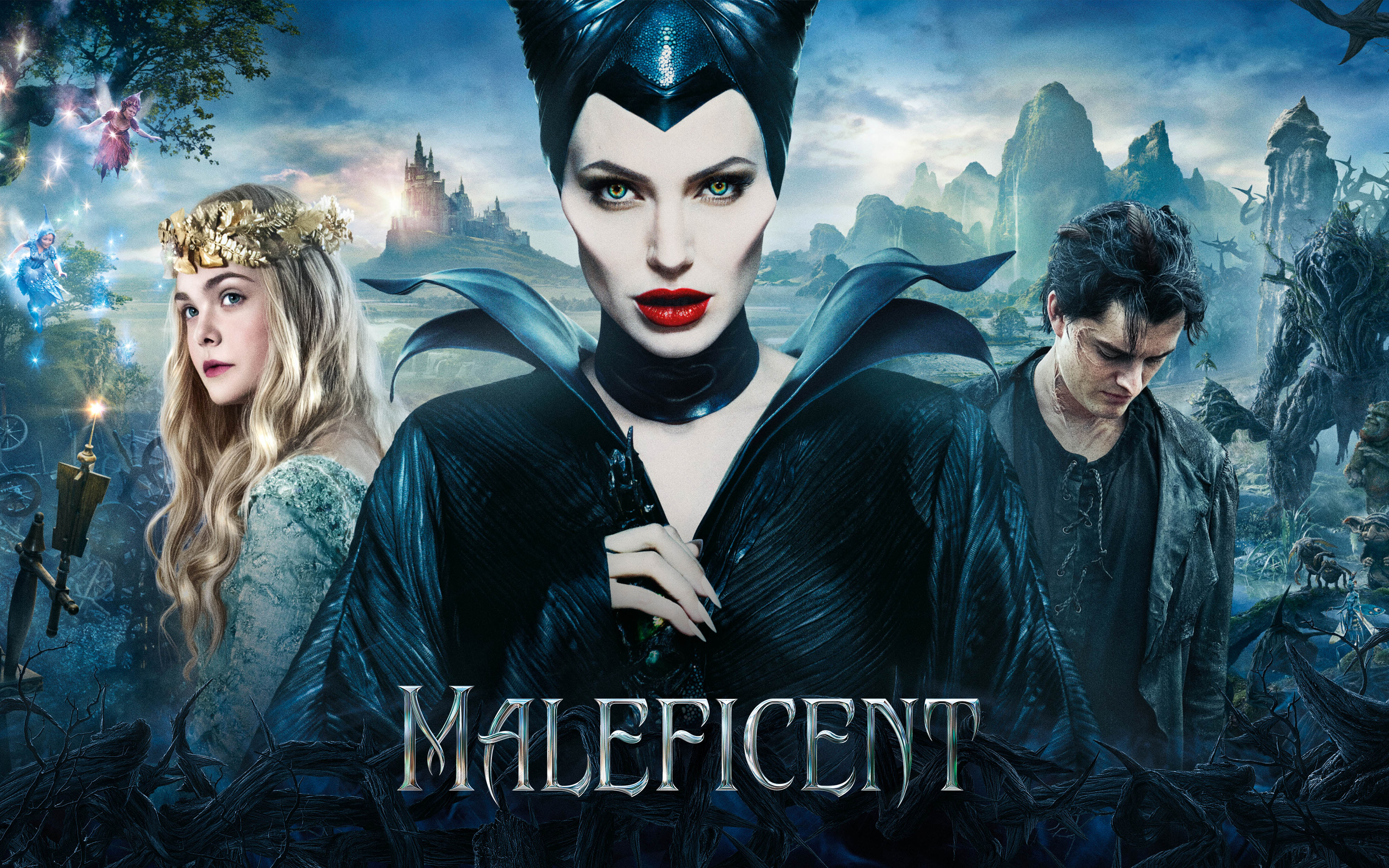 Maleficent 2014 Movie 2645.88 Kb
