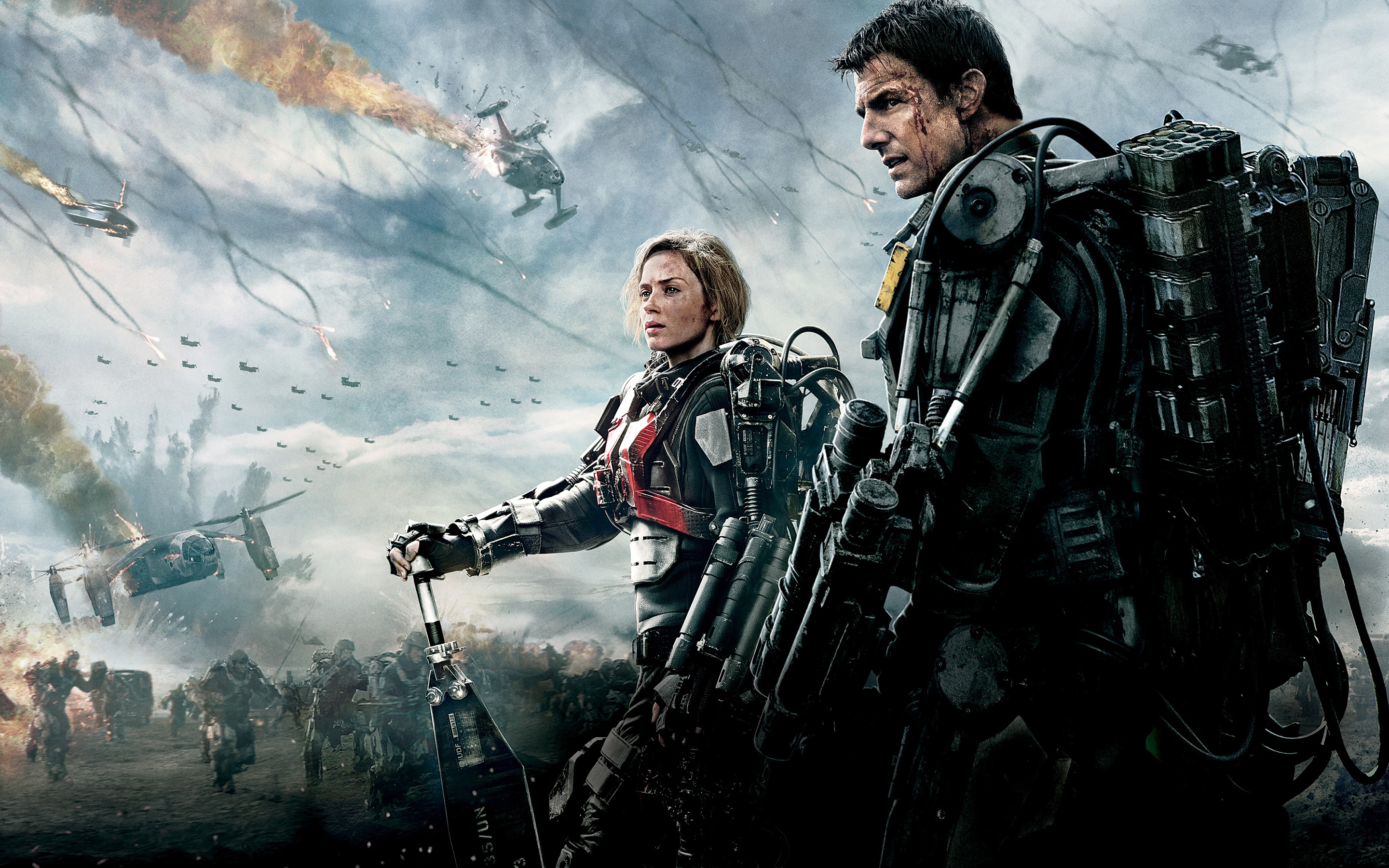 Edge of Tomorrow 2014 2284.93 Kb