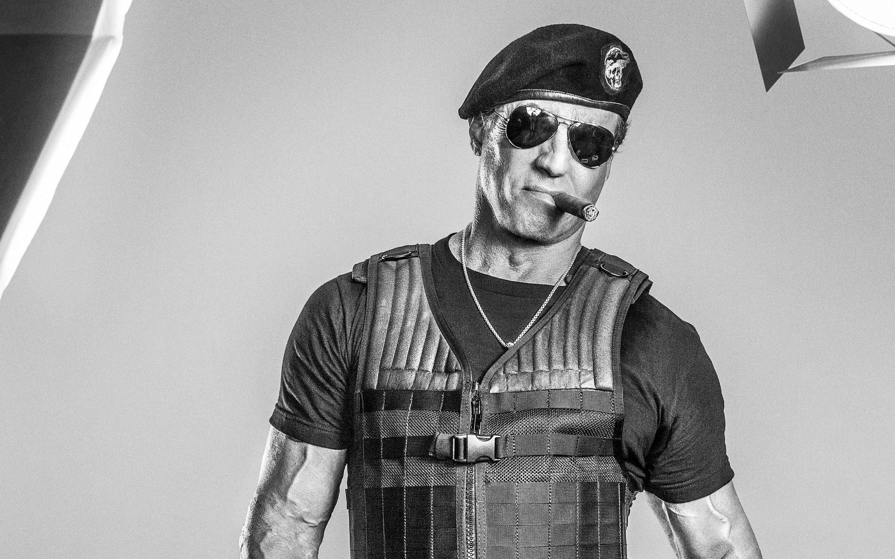 Sylvester Stallone in The Expendables 3 1234.1 Kb