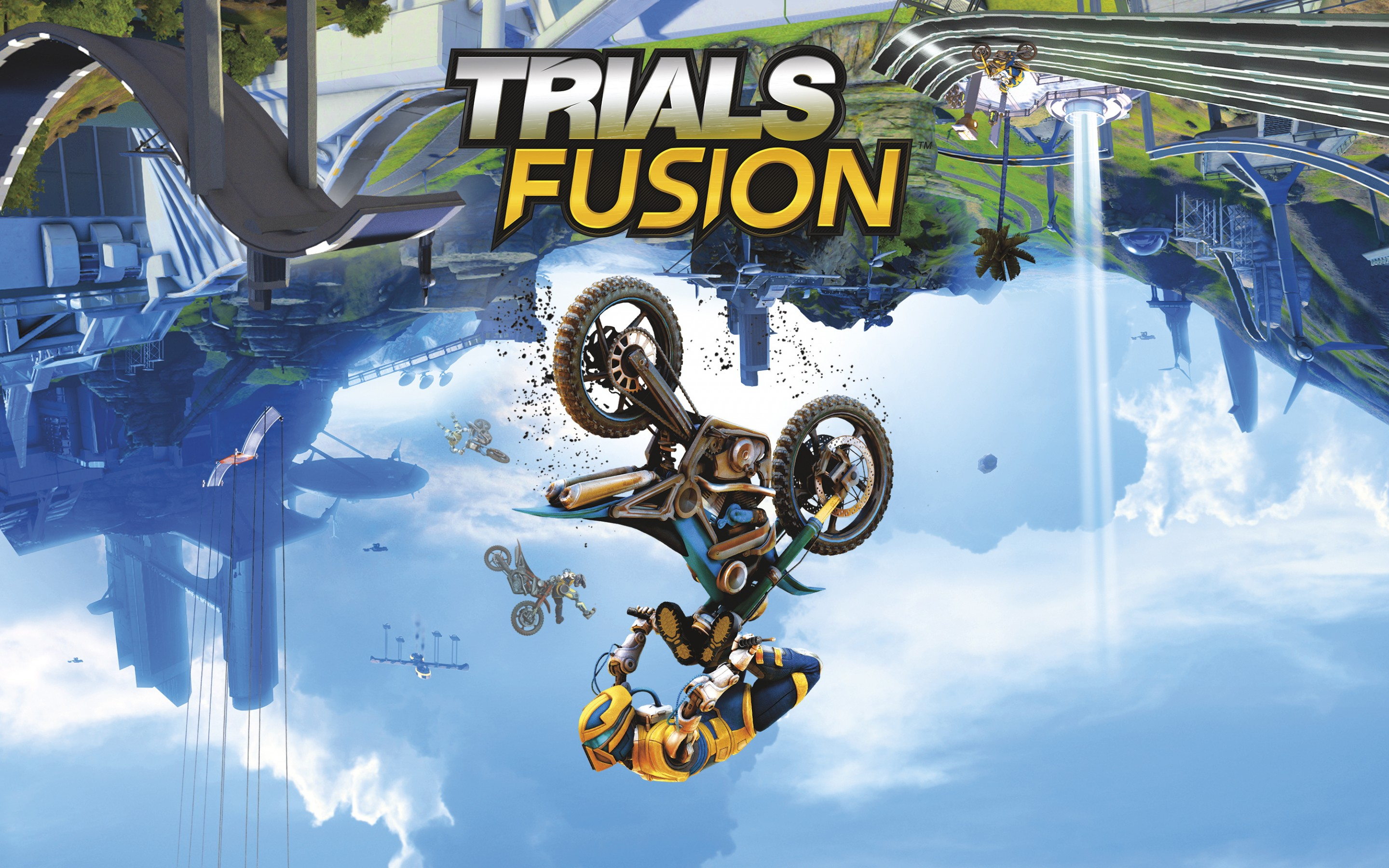 Trials Fusion Game
