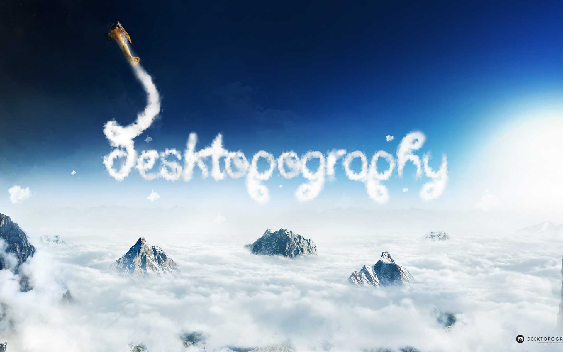 Sky Desktopography 407.36 Kb