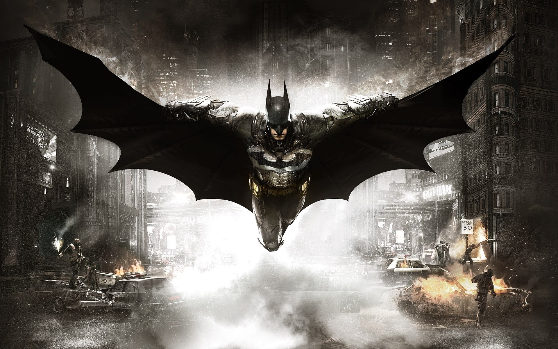 Batman Arkham Knight 1268.96 Kb