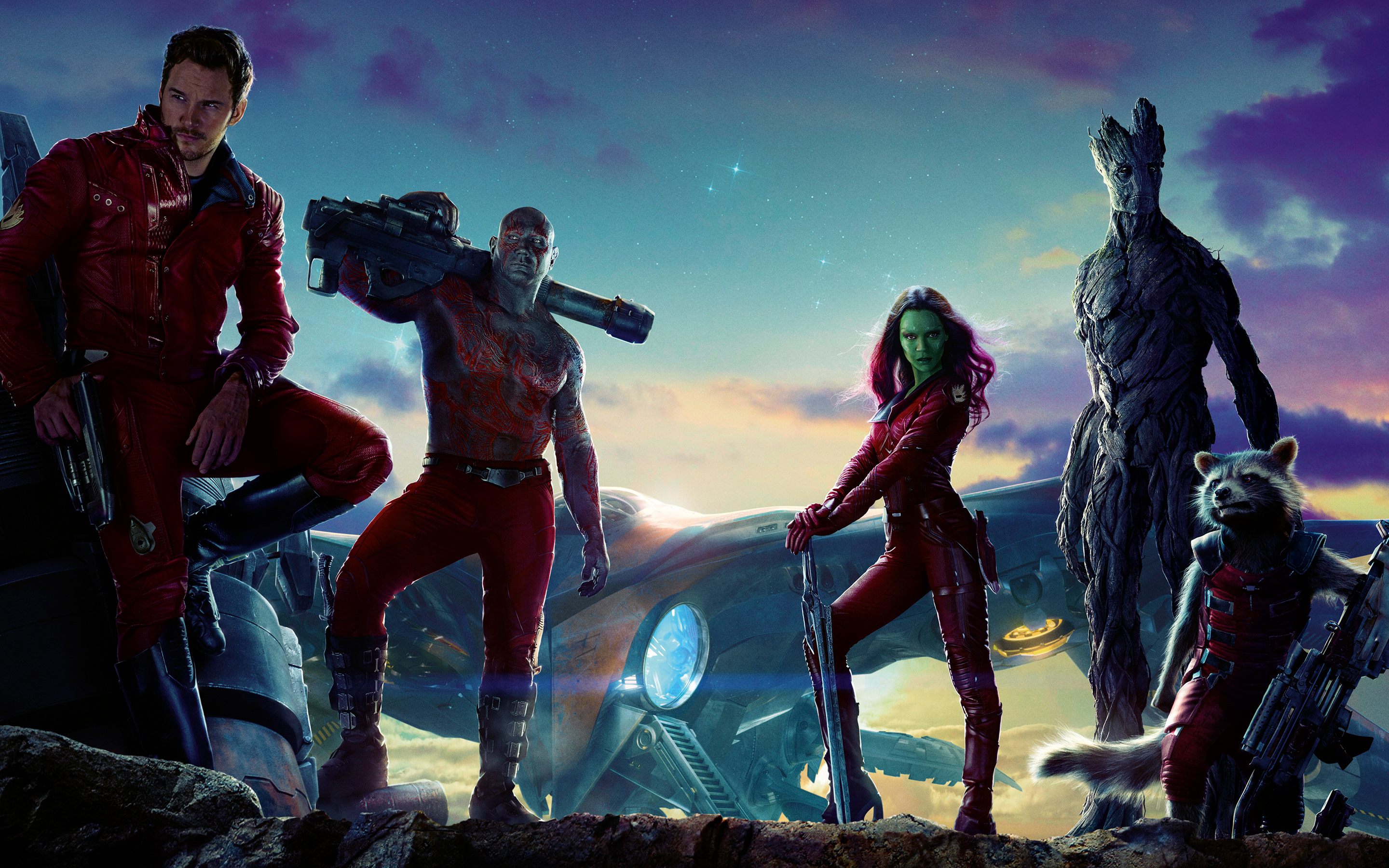 Guardians of the Galaxy Movie 1254.02 Kb