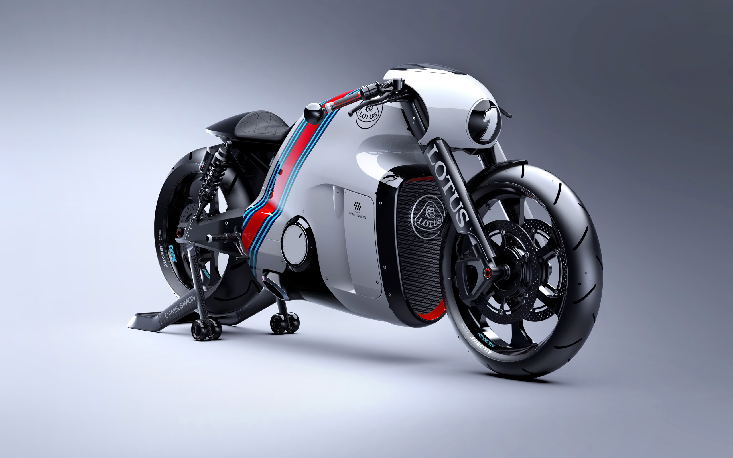 2014 Lotus Motorcycles C 01