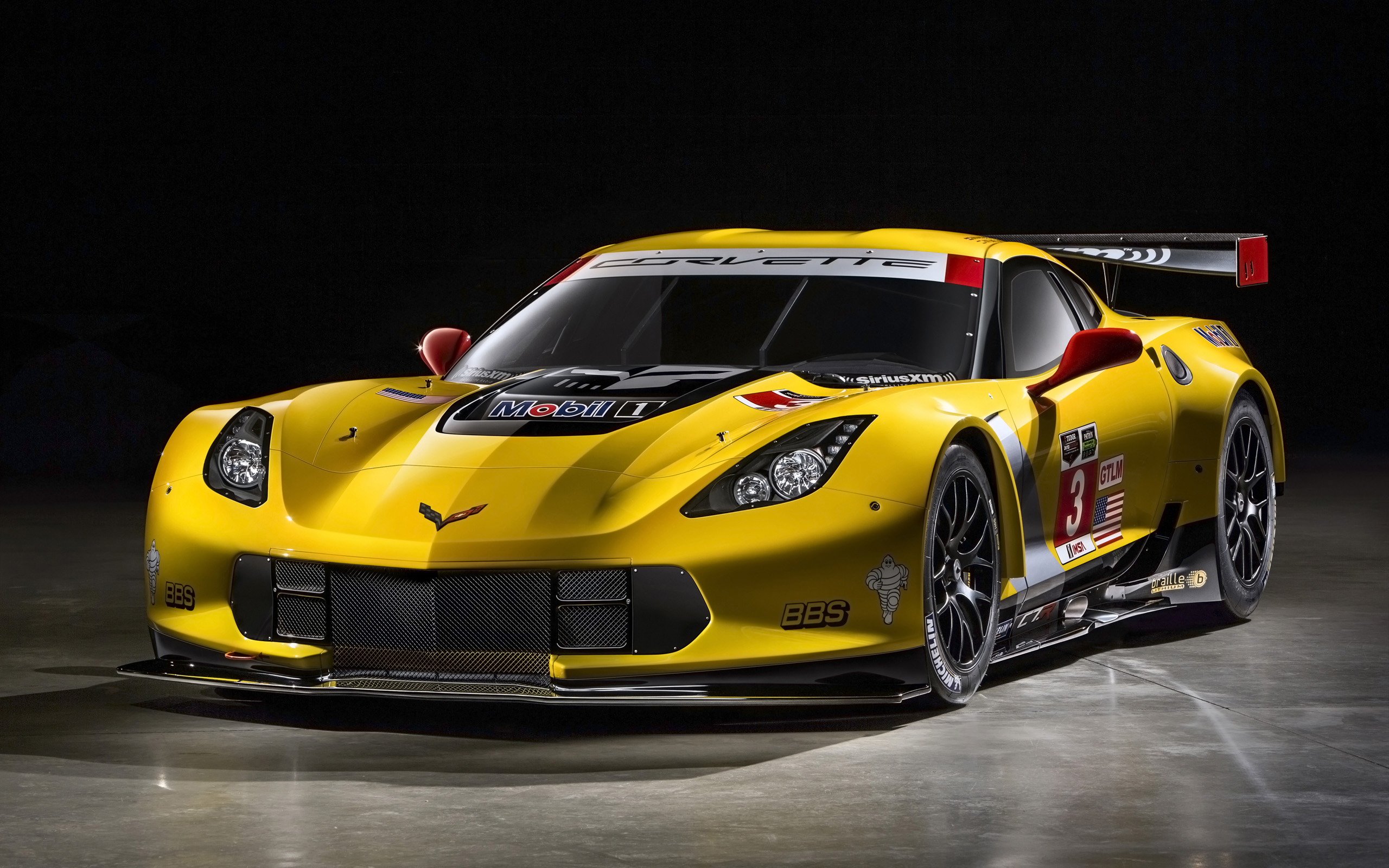Chevrolet Corvette C7 R 2014 846.52 Kb