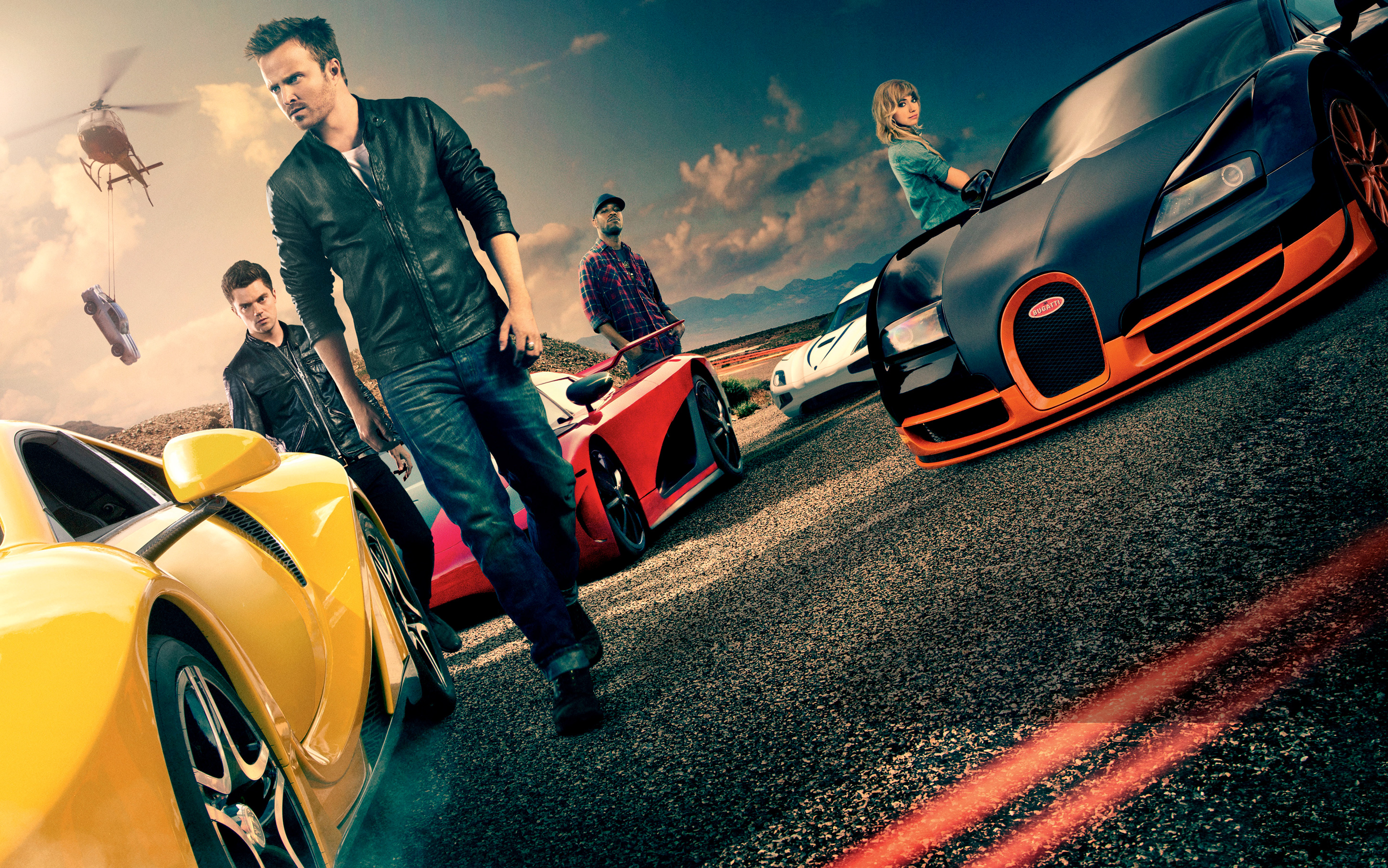 Need for Speed 2014 Movie