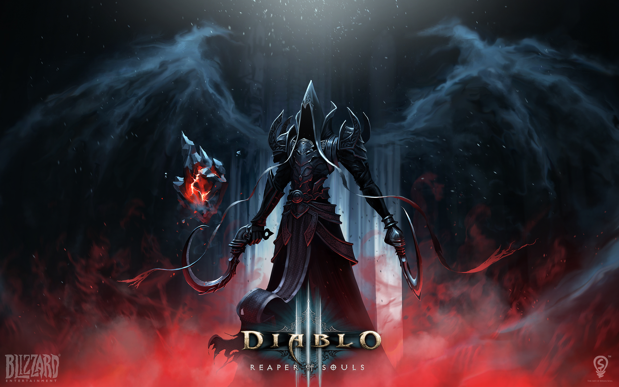 Diablo 3 Reaper of Souls 622.9 Kb