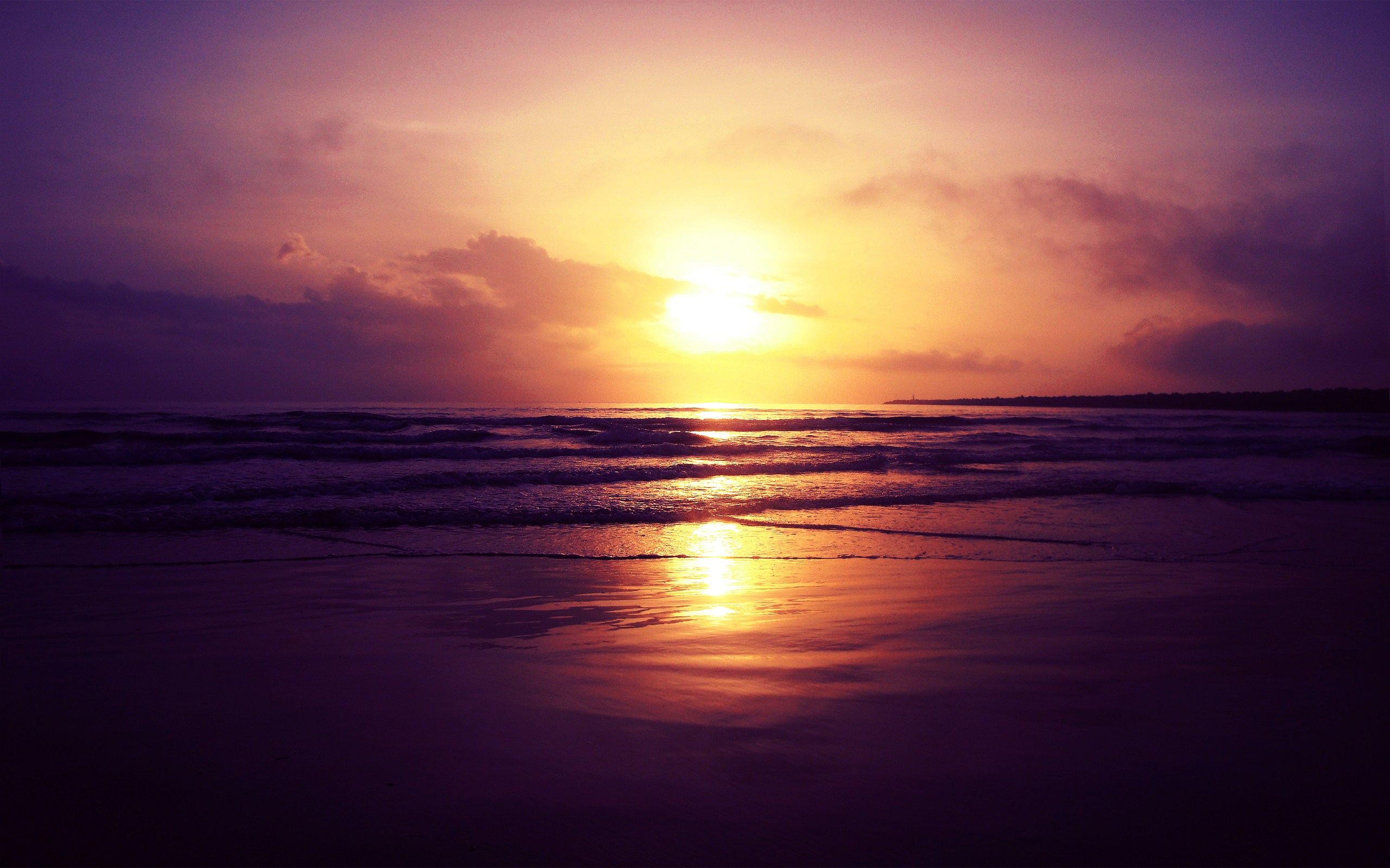 Beach Sunset