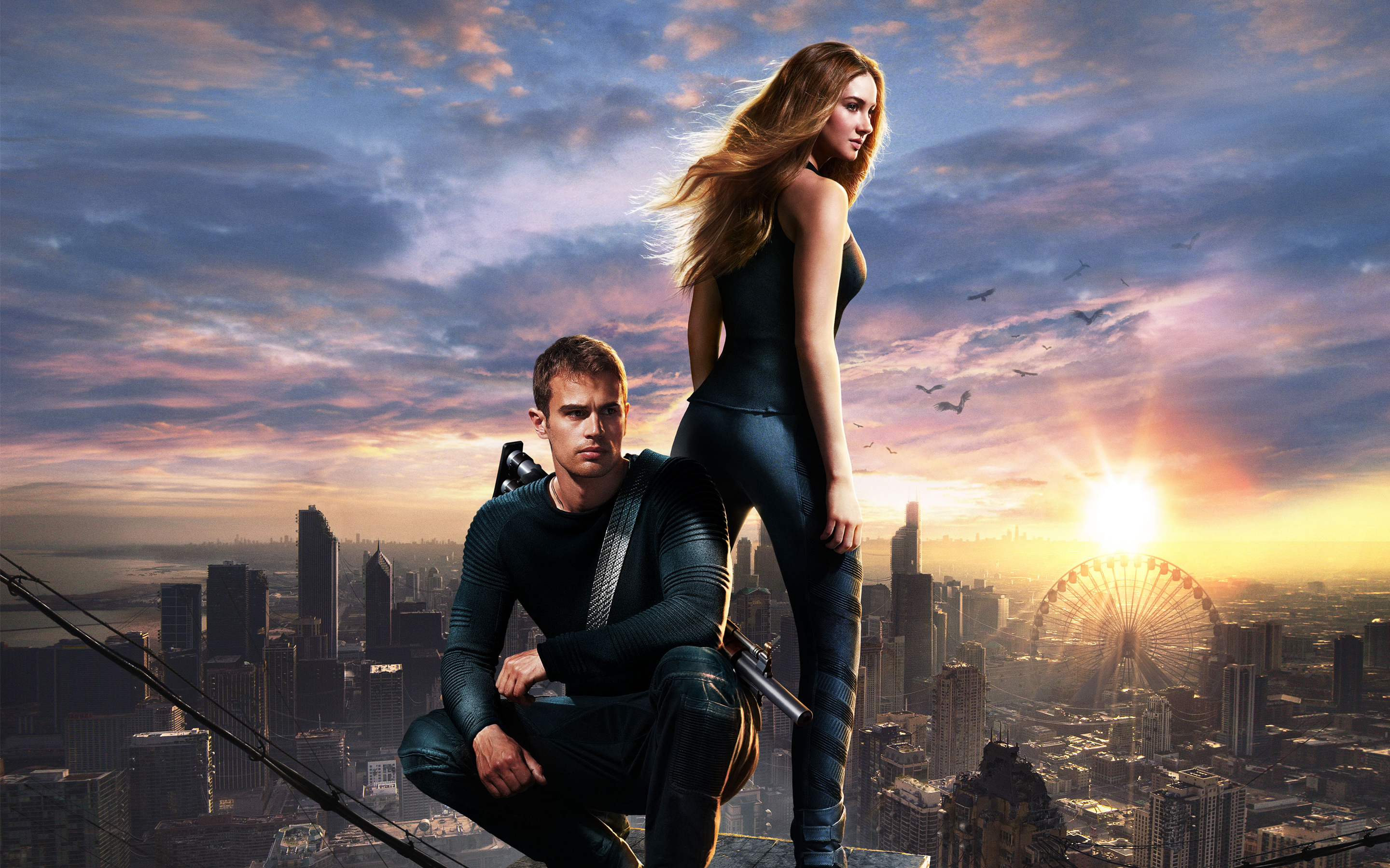 Divergent 2014 Movie 1996.59 Kb