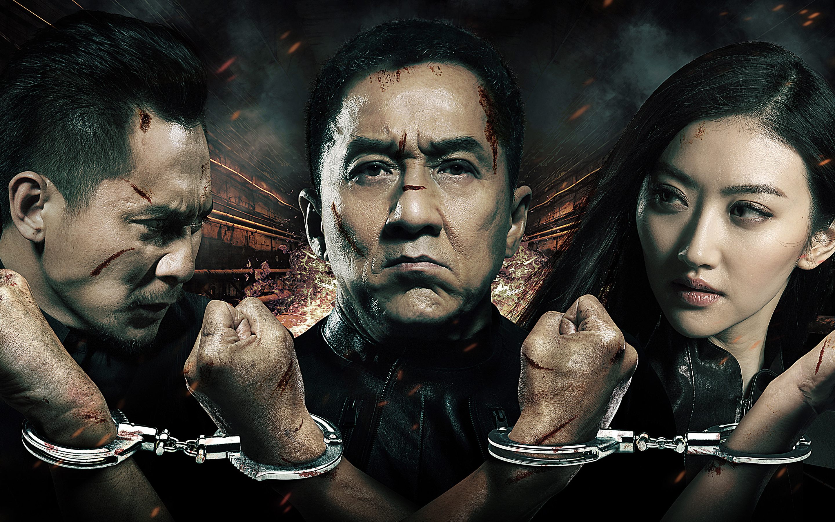 Jackie Chan Police Story 2013