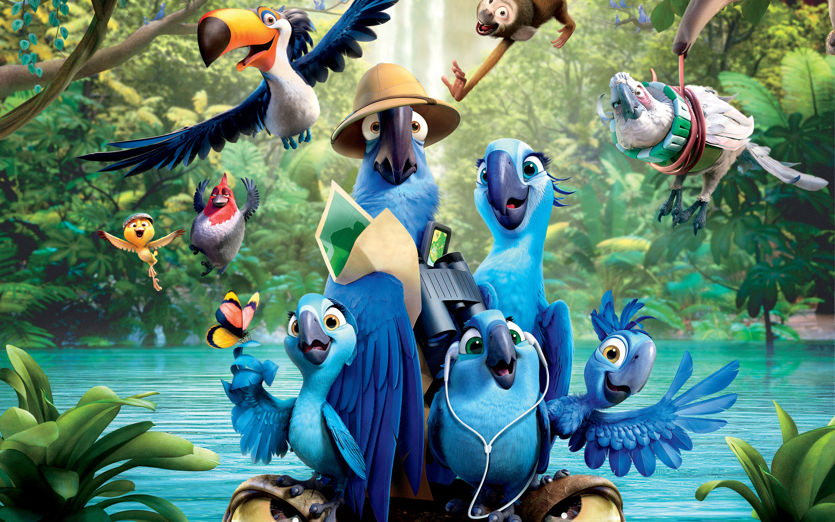 Rio 2 Movie 290.36 Kb
