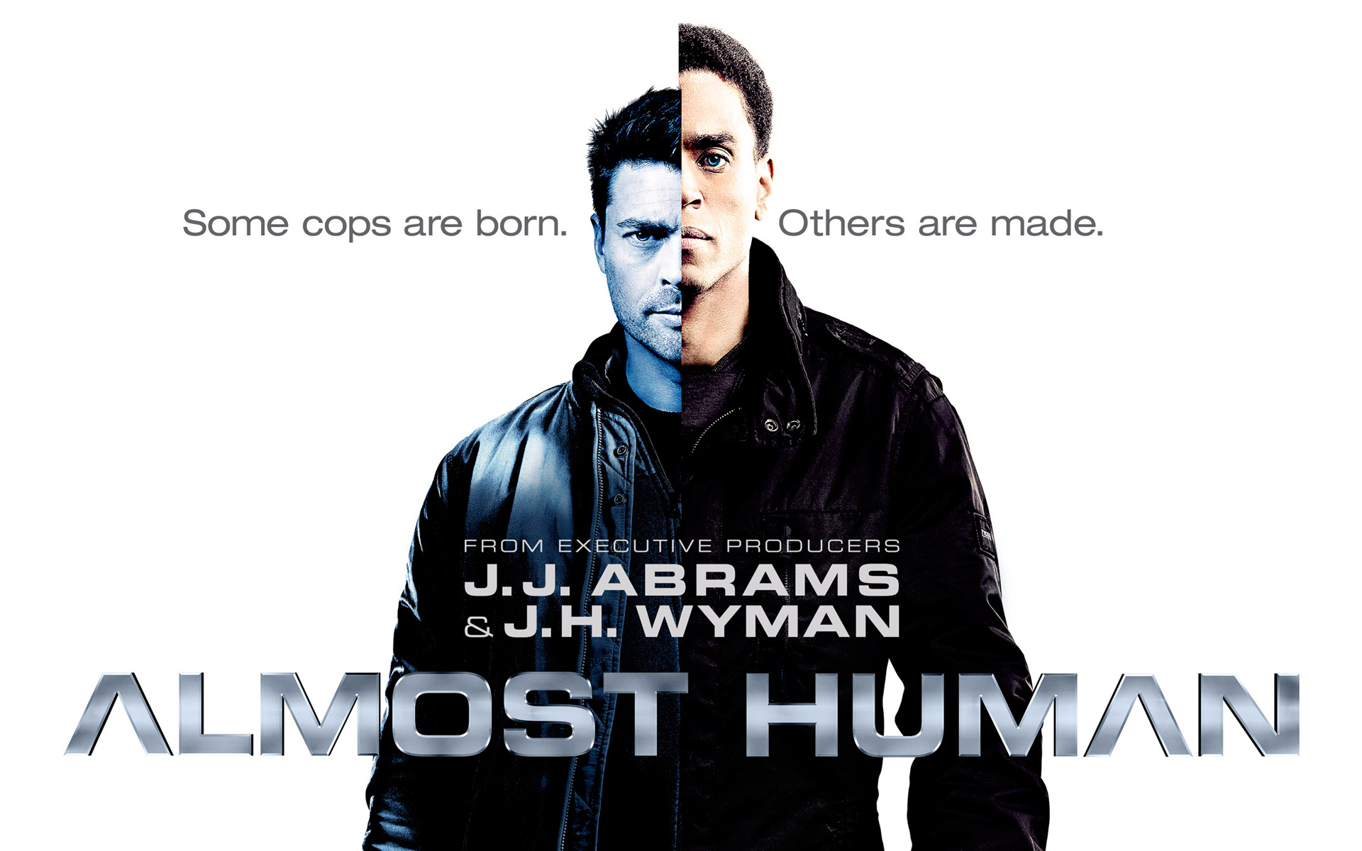 Almost Human 2013 TV Series 180.47 Kb