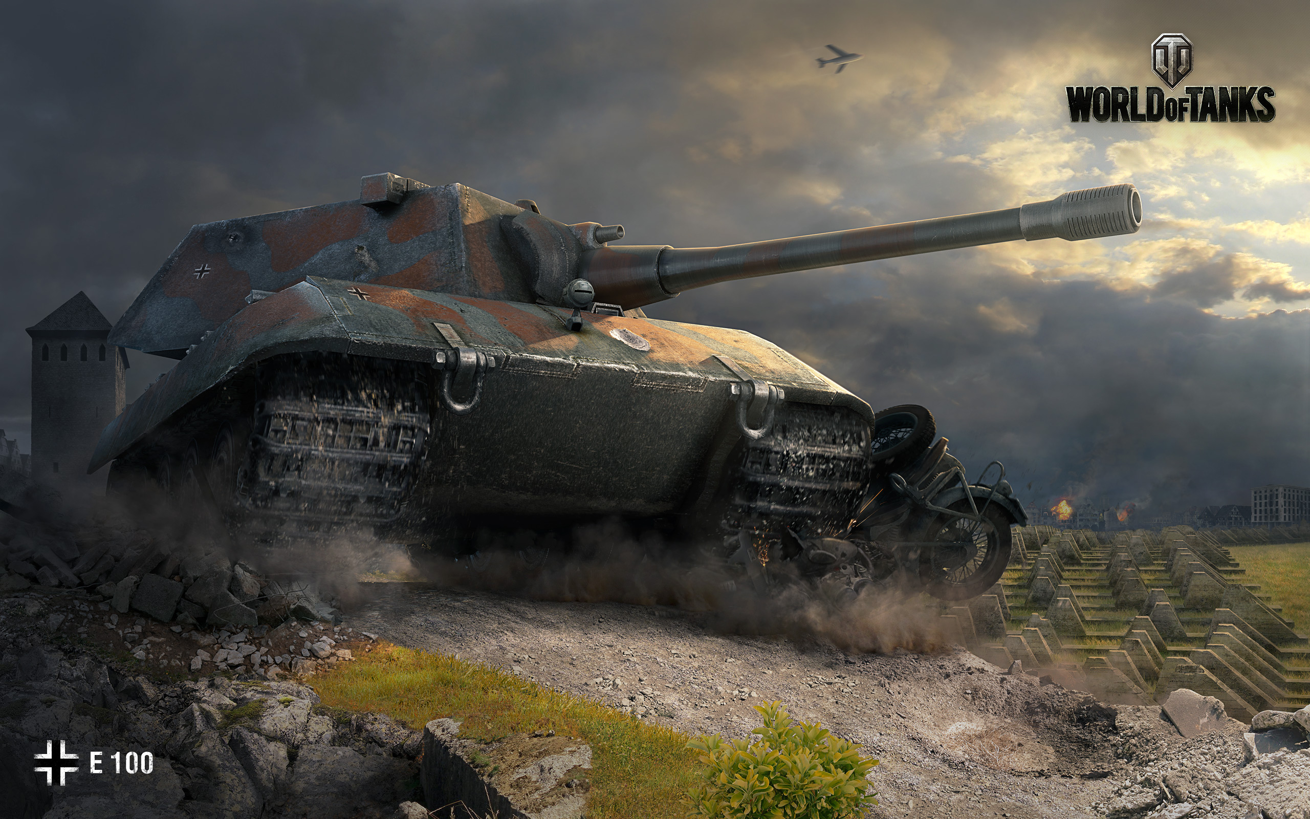 E 100 World Of Tanks 2023.22 Kb