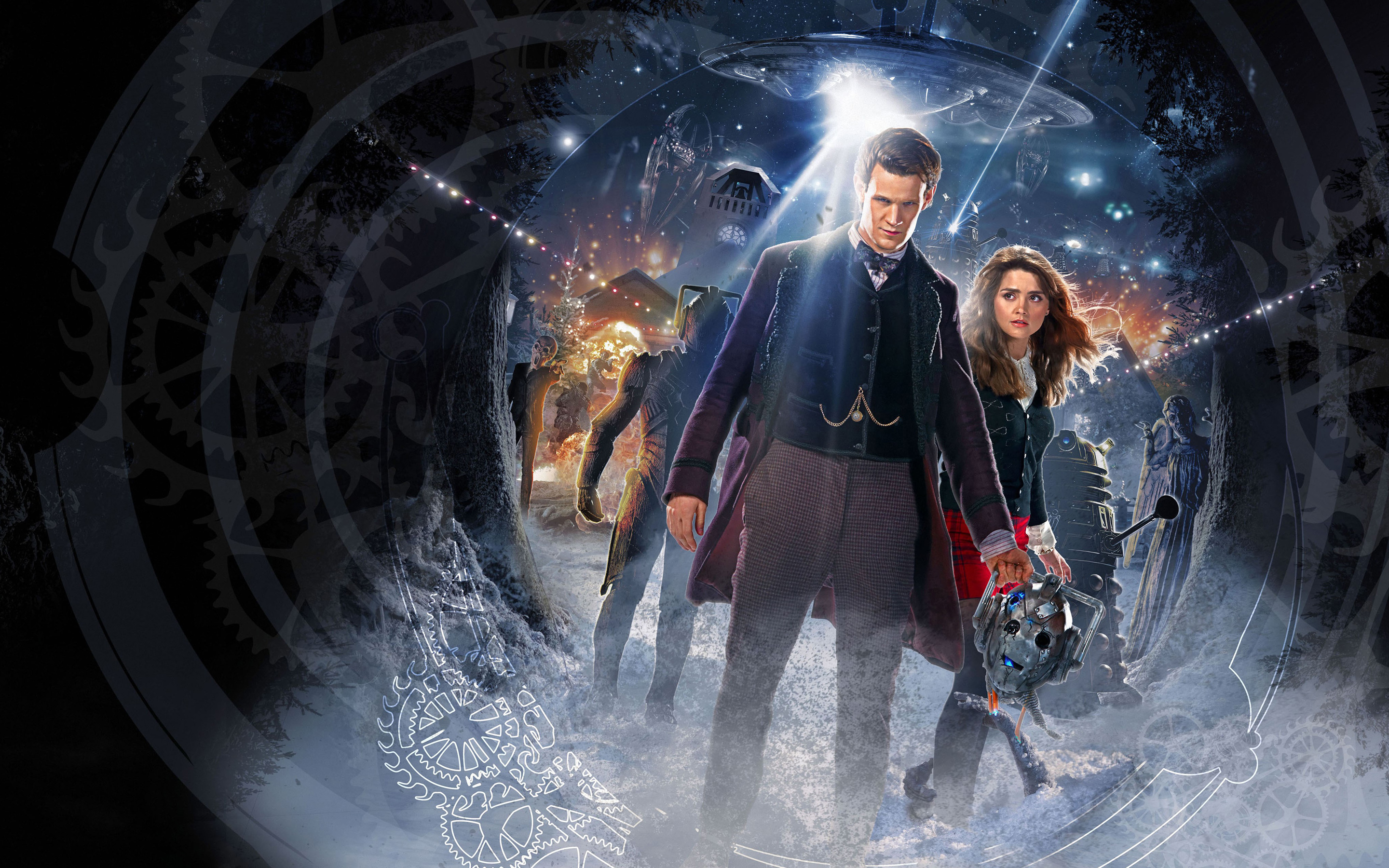 Doctor Who Time of the Doctor