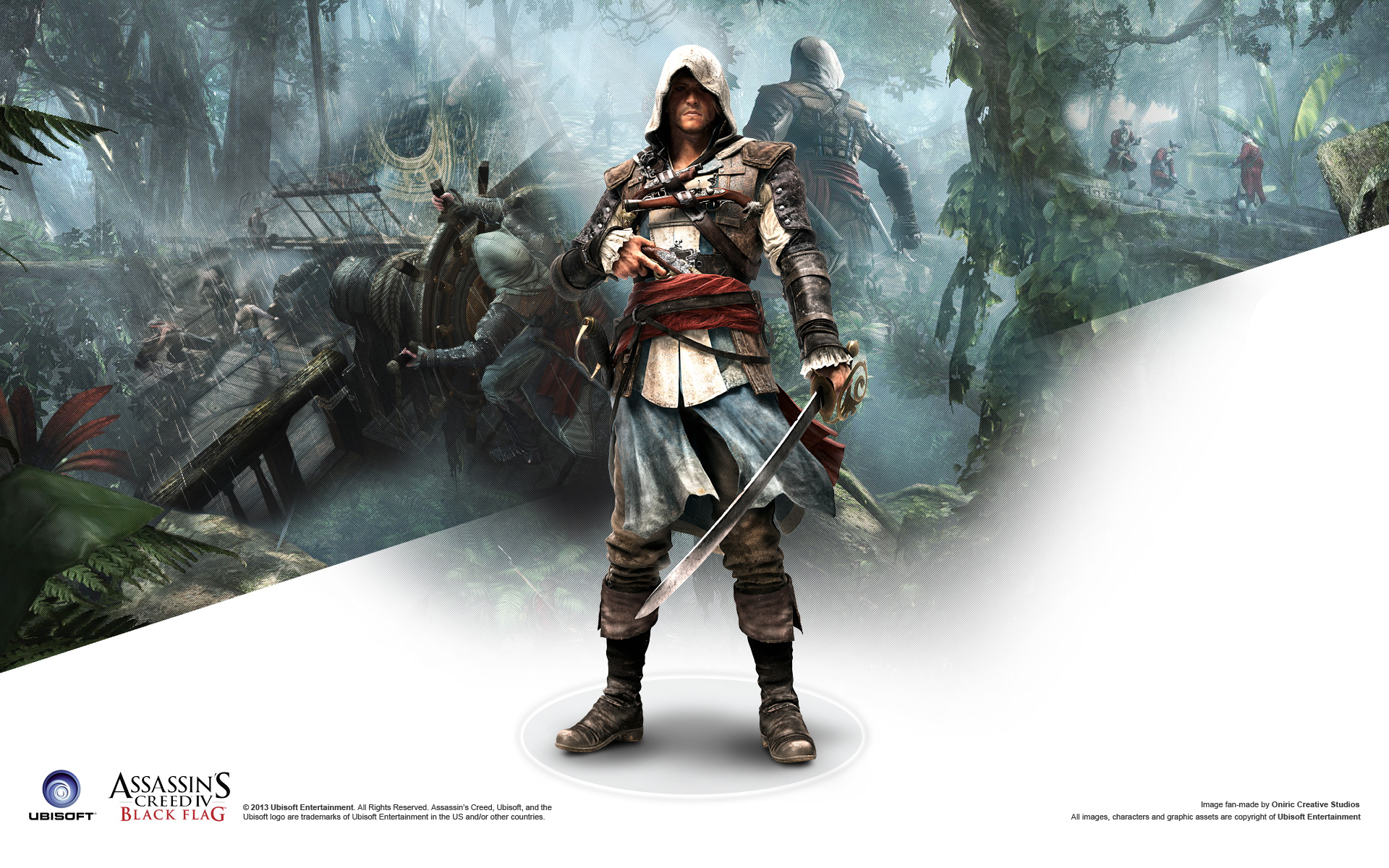 Assassins Creed IV Black Flag Game 1636.89 Kb