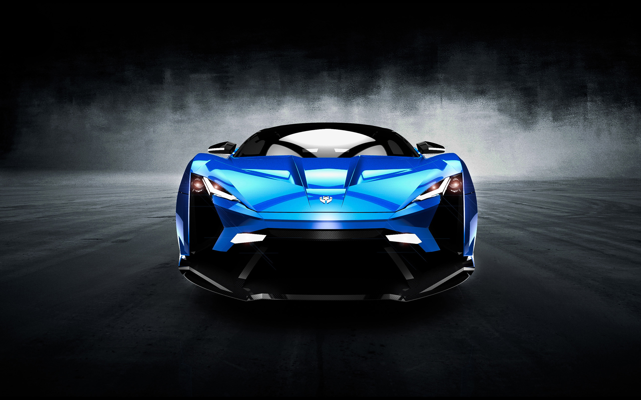 W Motors Lykan Supersport 2015