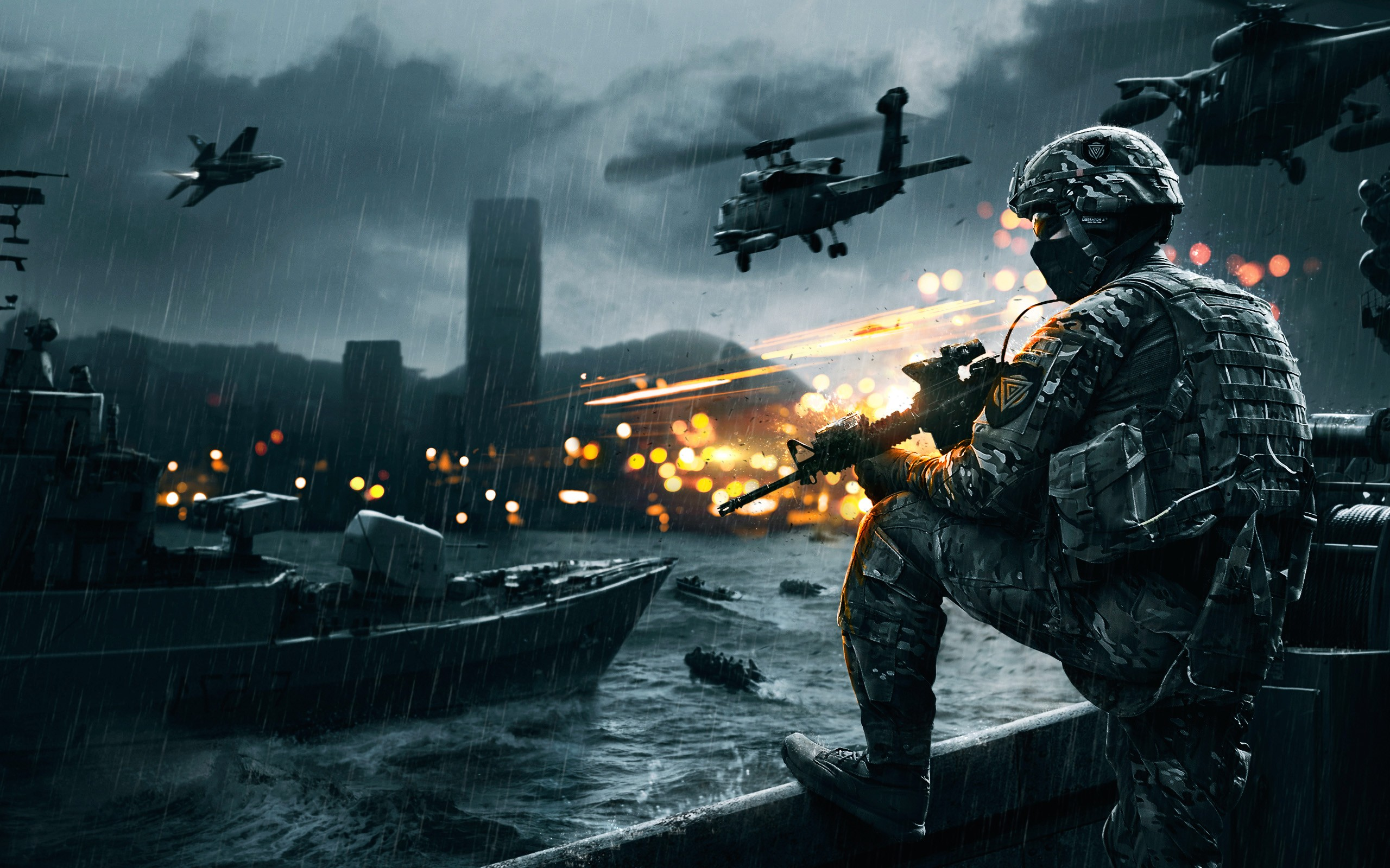 Battlefield 4 Siege of Shanghai 3766.92 Kb