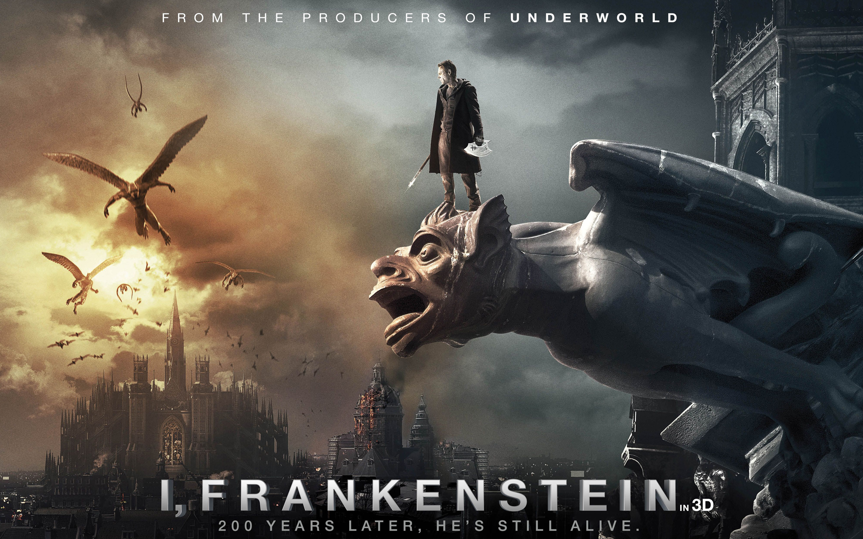I Frankenstein 2014 Movie