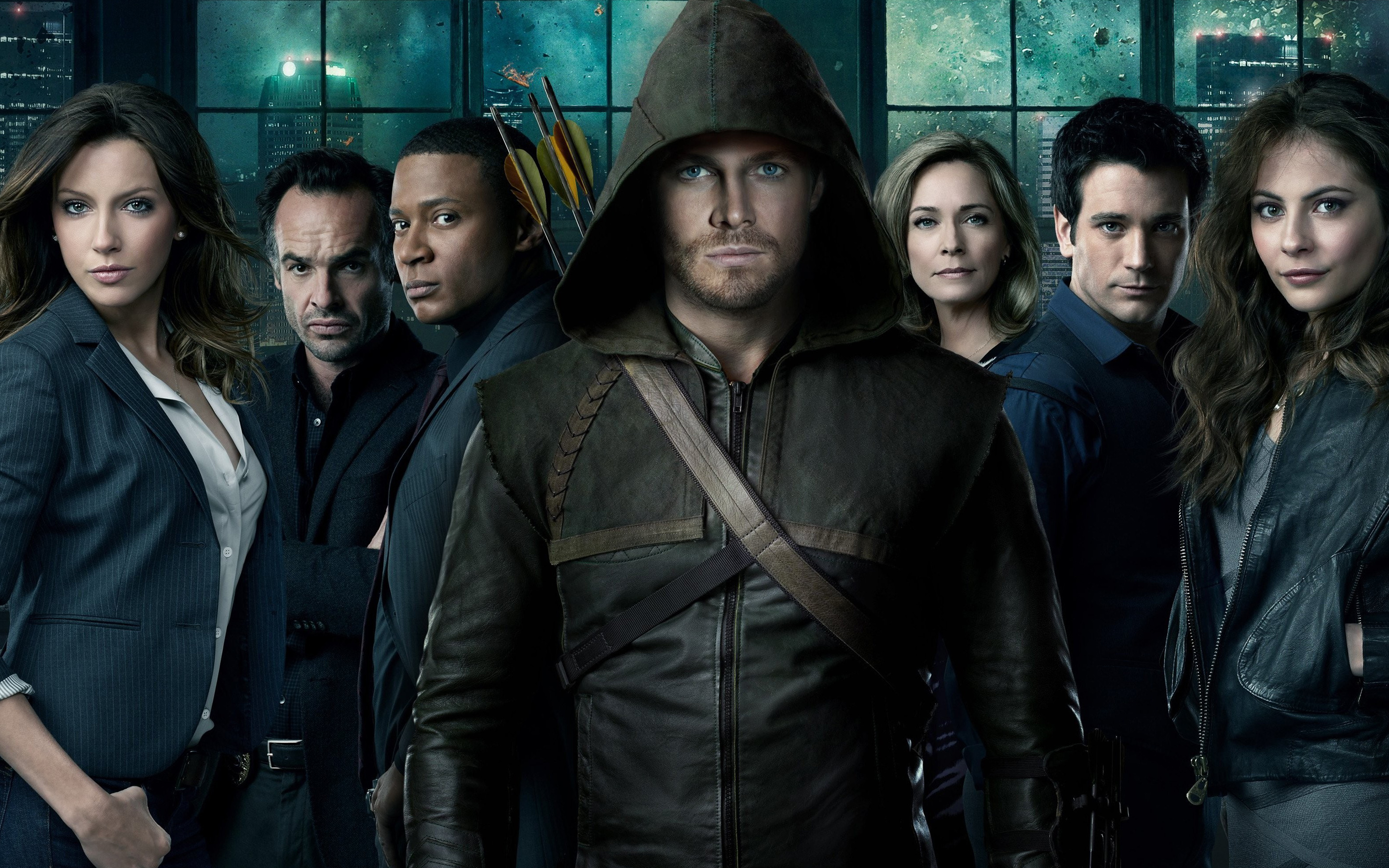Arrow TV Series 2916.22 Kb
