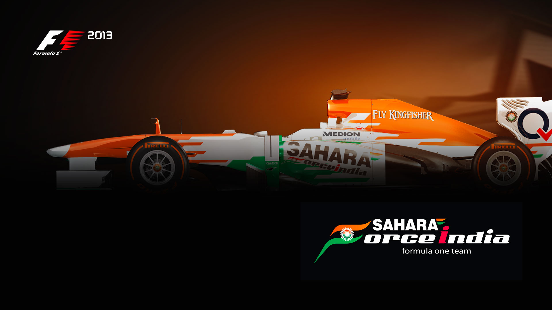 Sahara Force India F1 Team 667.03 Kb