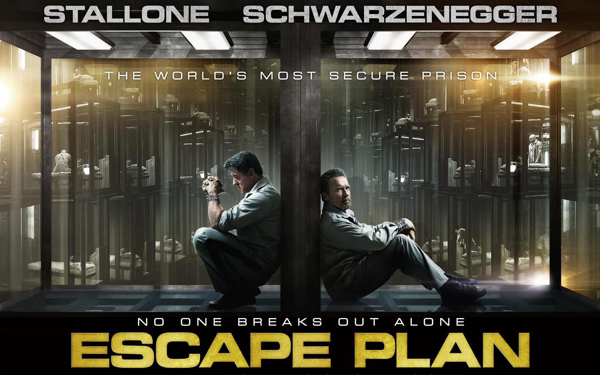 Escape Plan 2013 Movie 1118.21 Kb