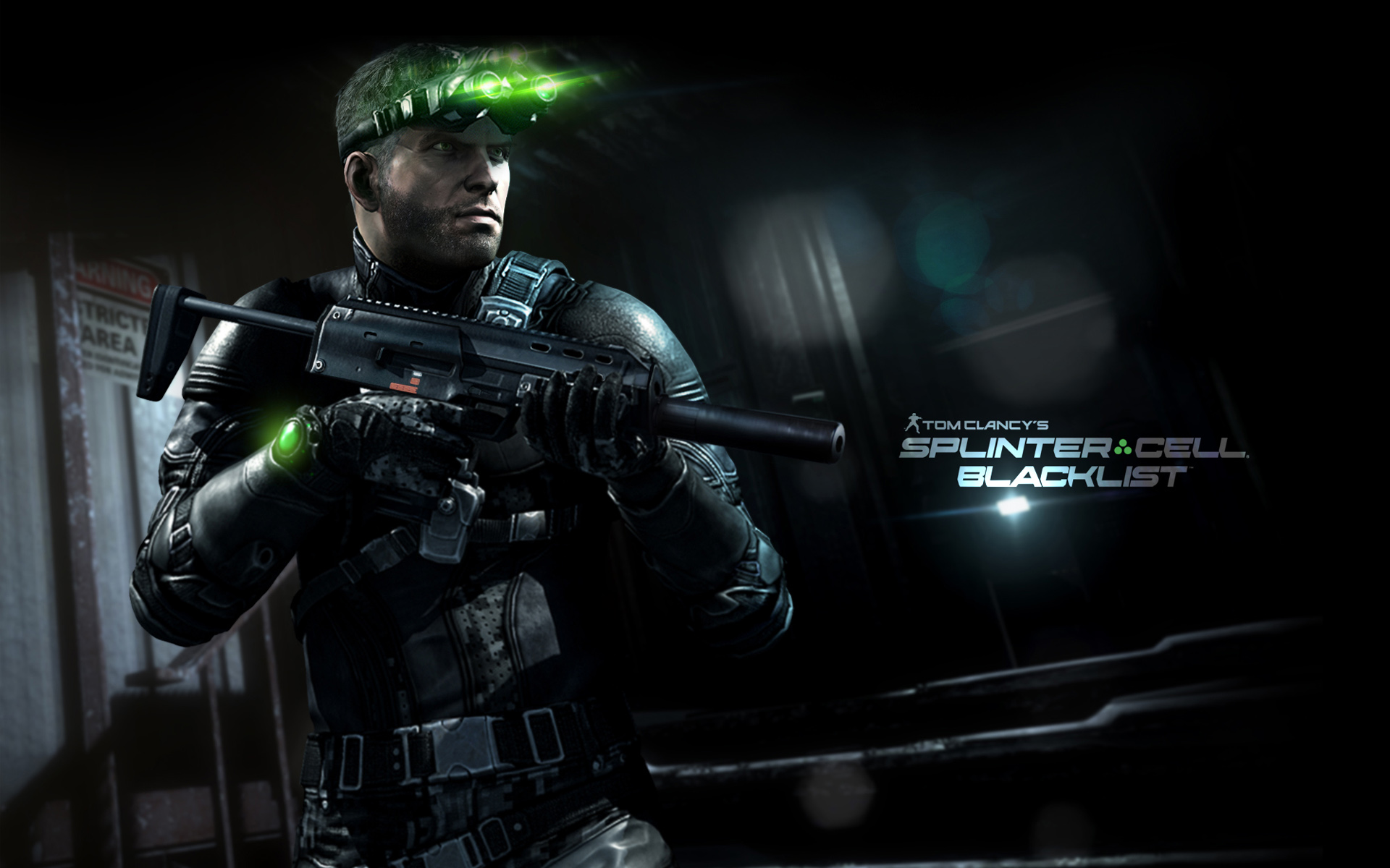 Splinter Cell Blacklist 706.35 Kb