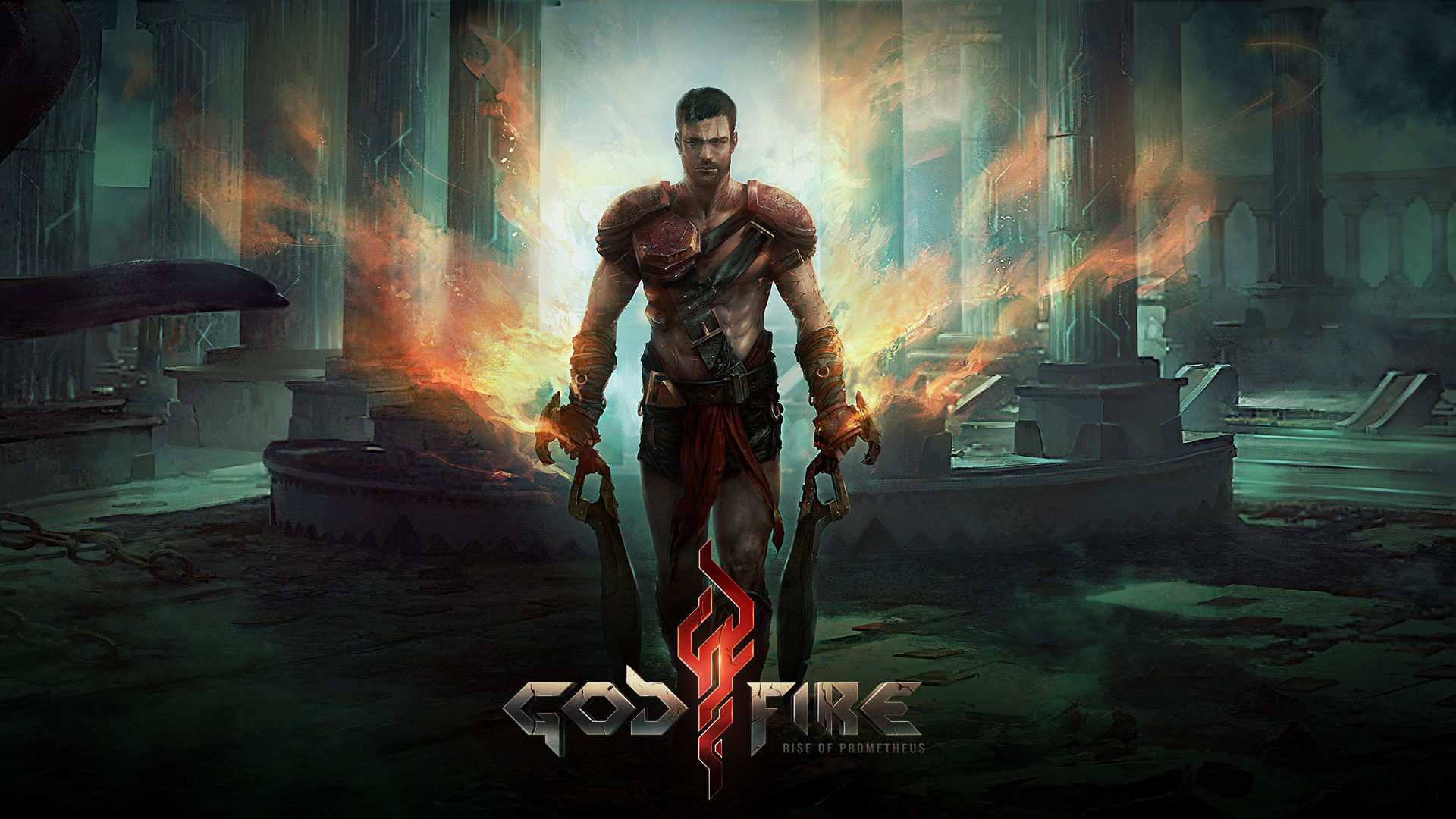 Godfire Rise of Prometheus 593.1 Kb