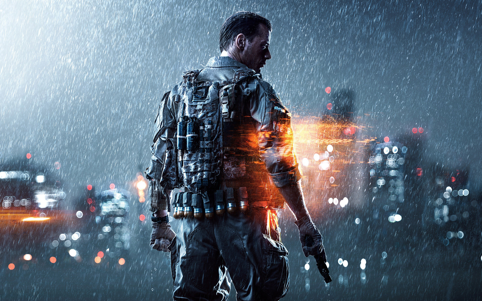 Battlefield 4 Game 878.52 Kb