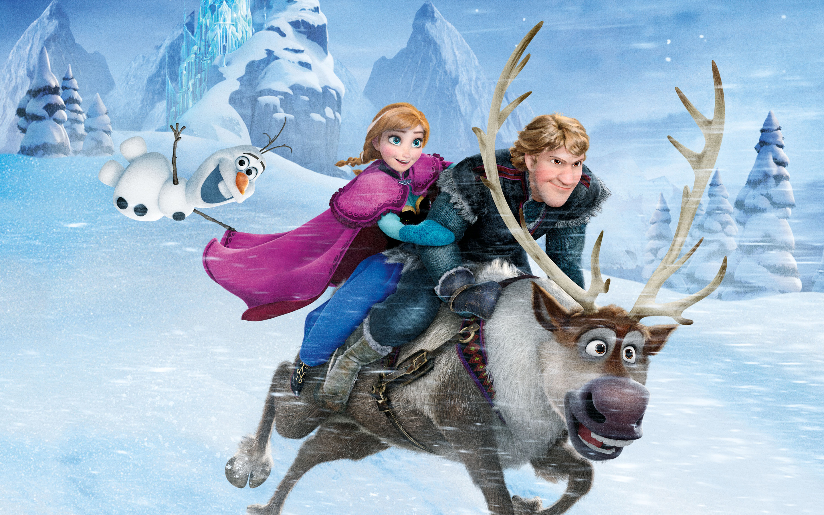Frozen Movie 3358.81 Kb