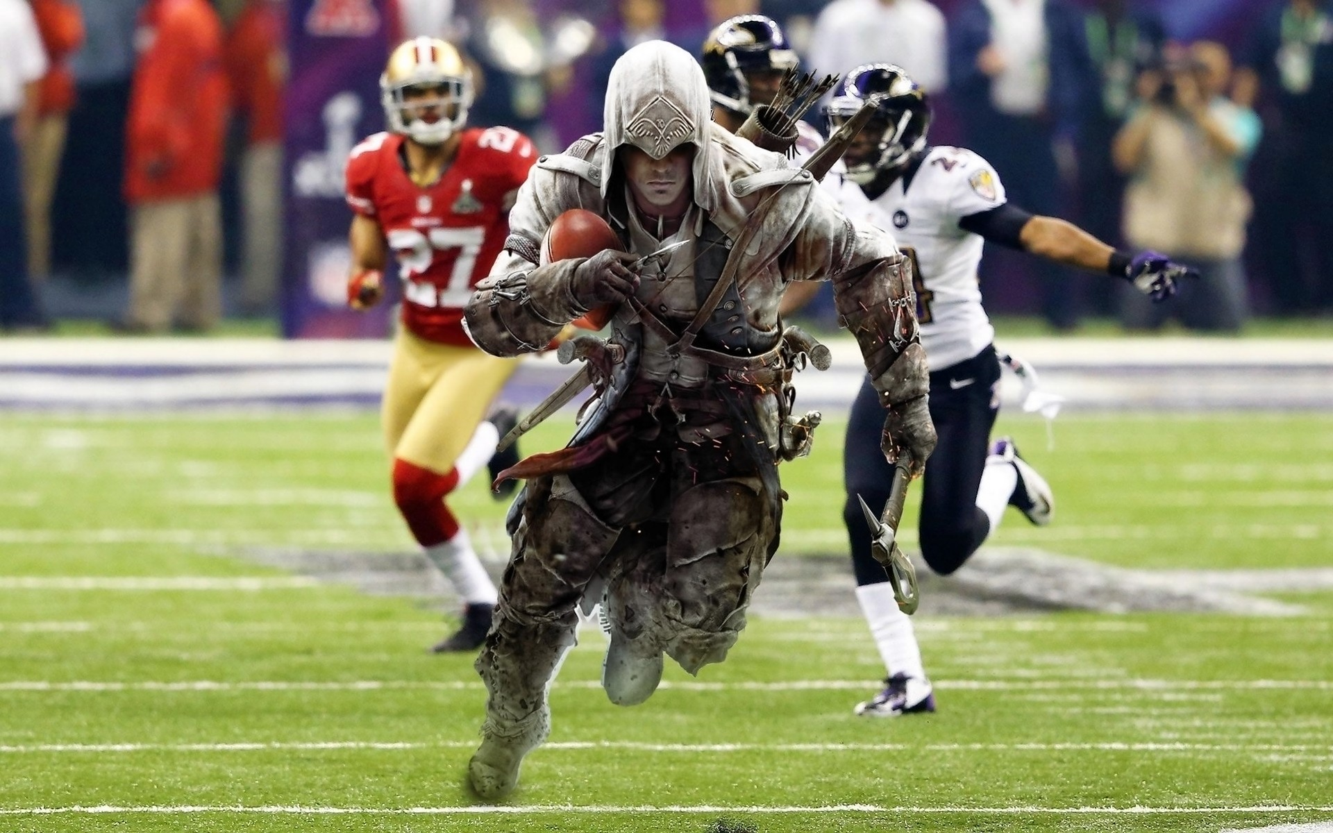 Assassin's Creed 4 Super Bowl