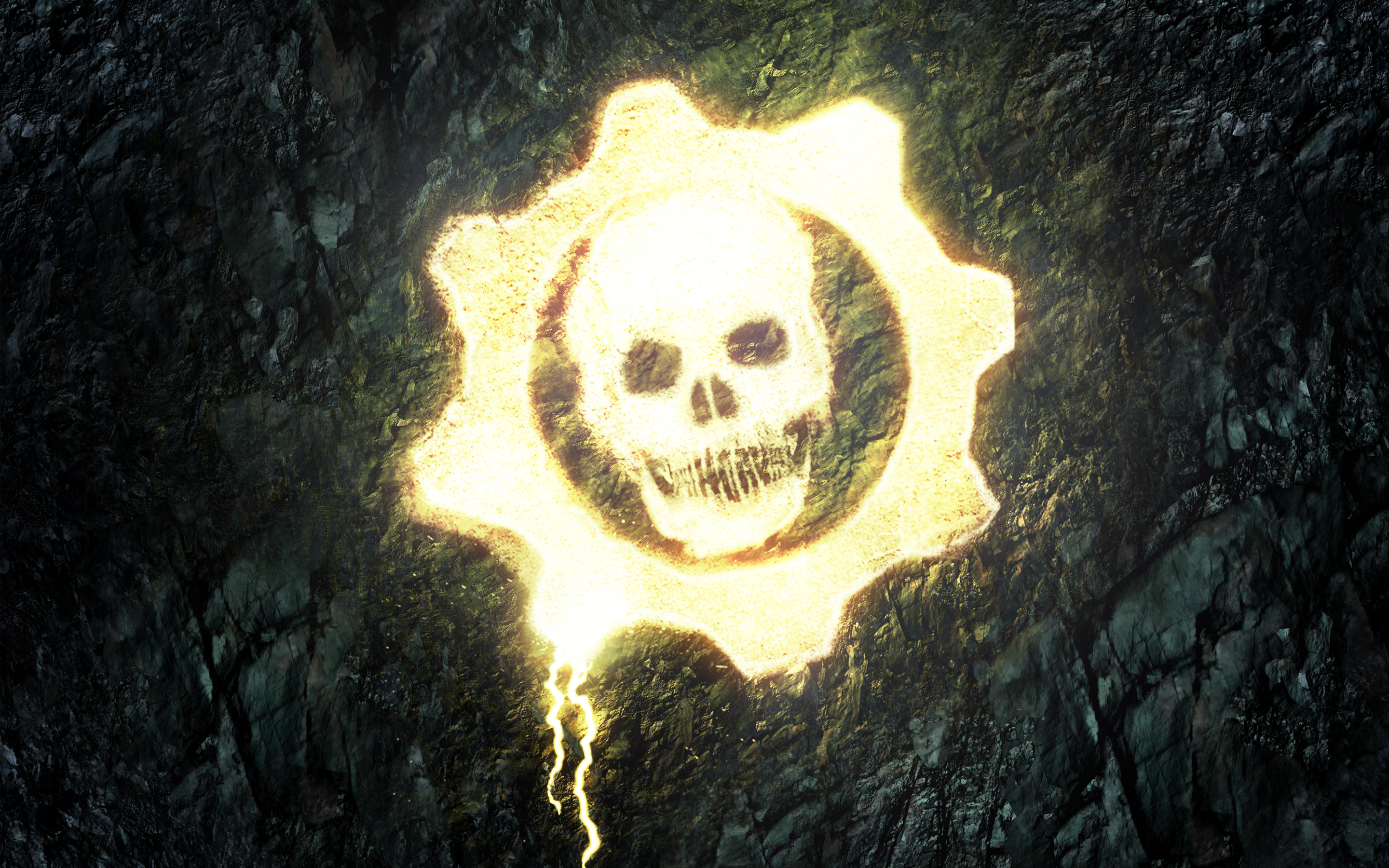 Gears of War Skull 211.29 Kb