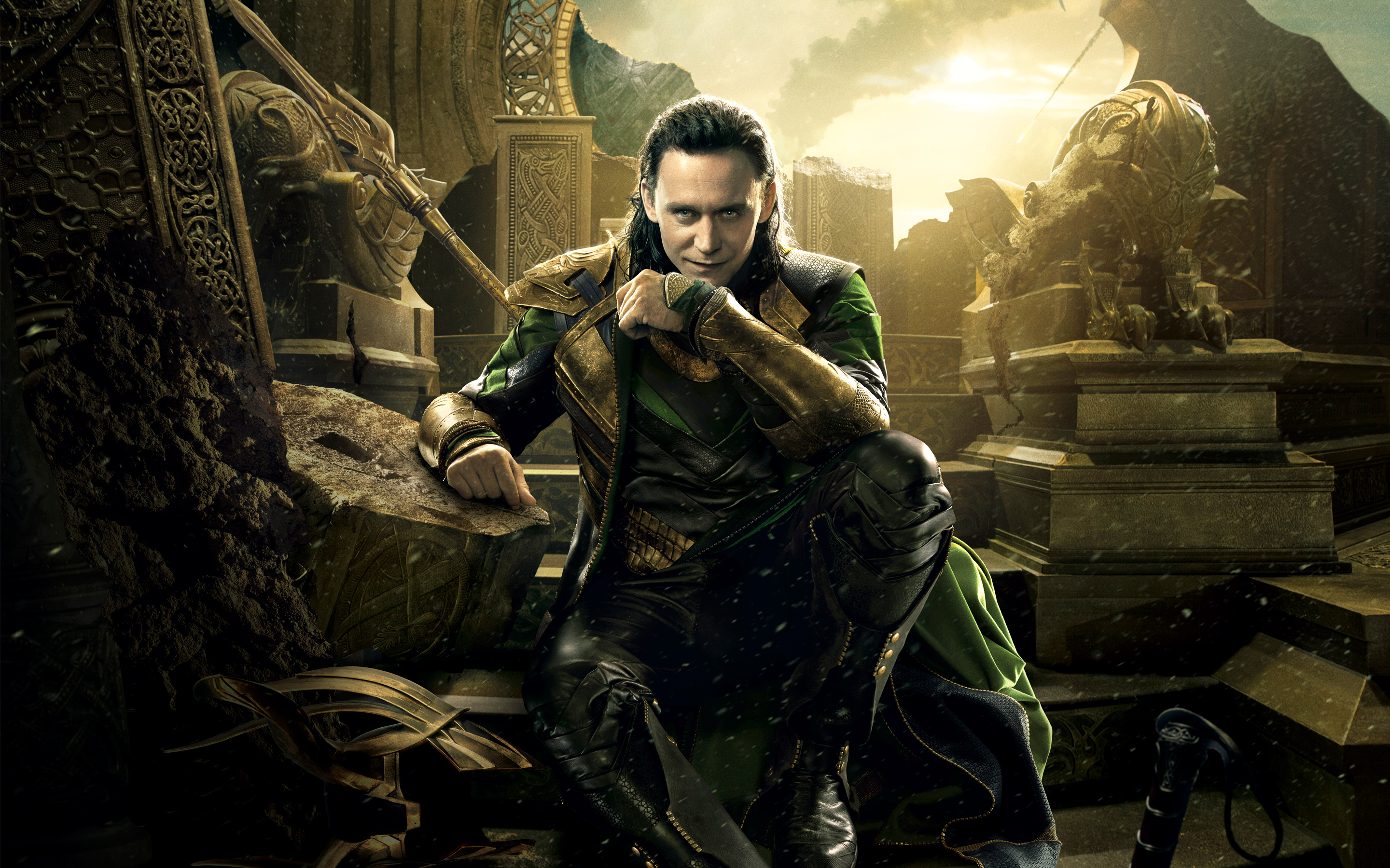 Loki in Thor 2 2222.55 Kb