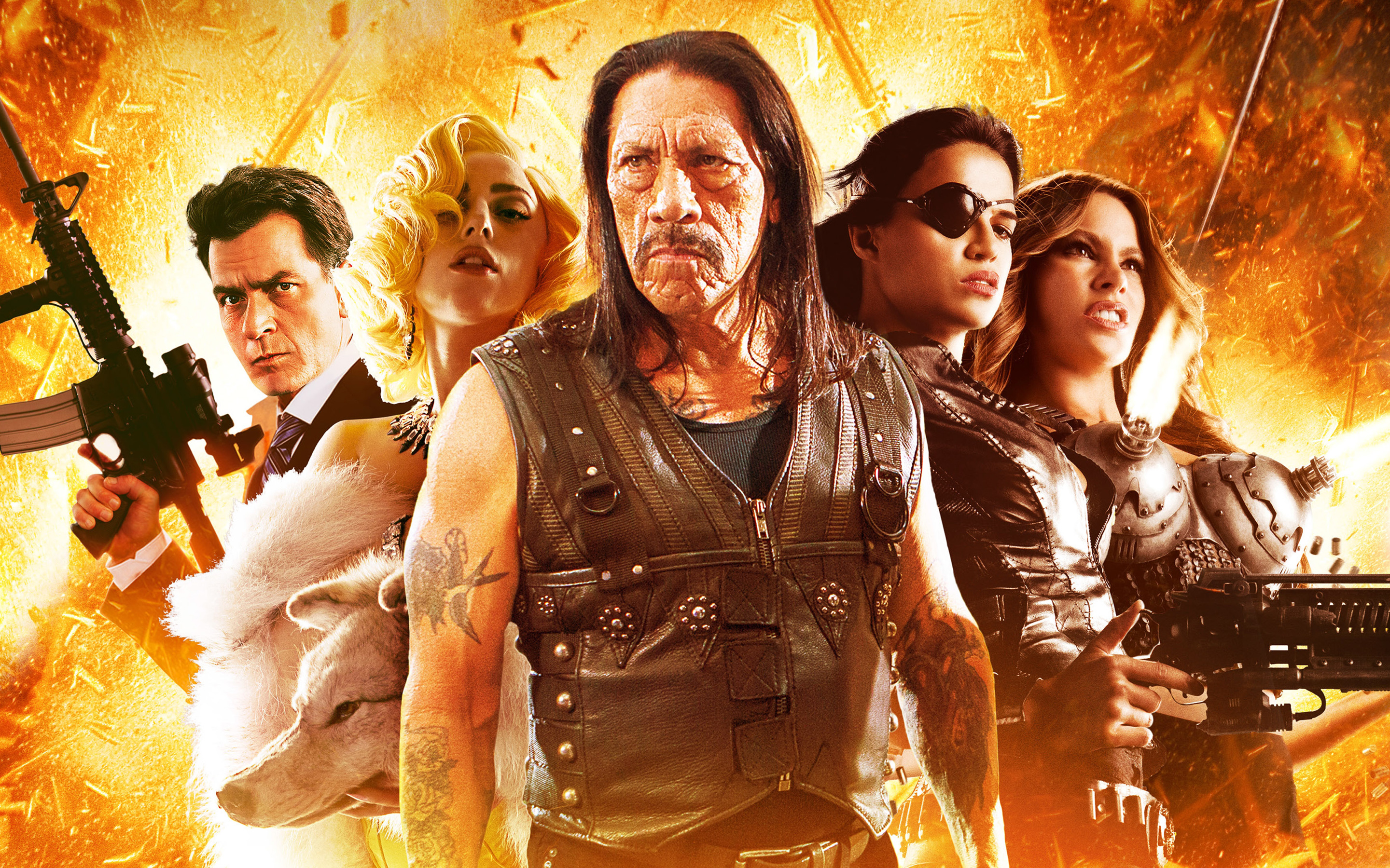 Machete Kills 2013 Movie 3111.26 Kb