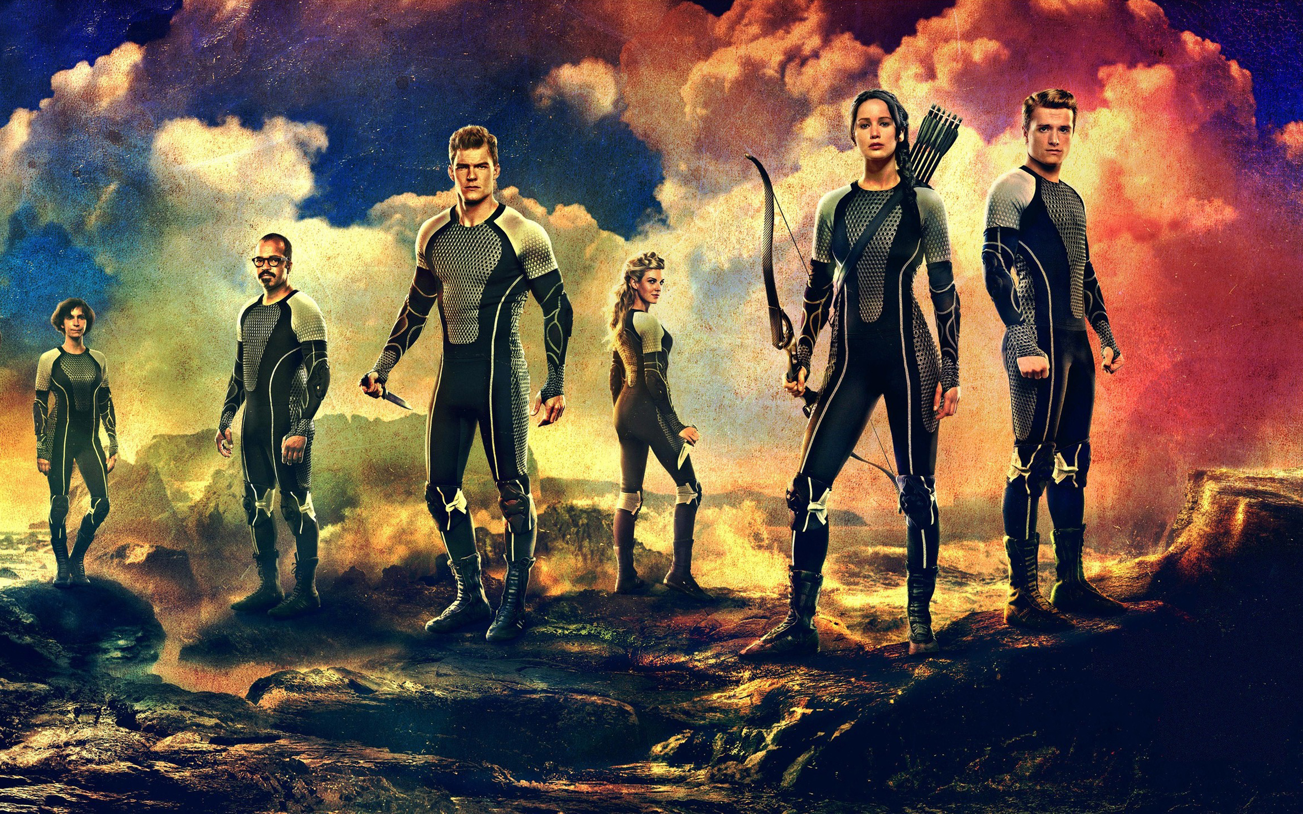 2013 The Hunger Games Catching Fire