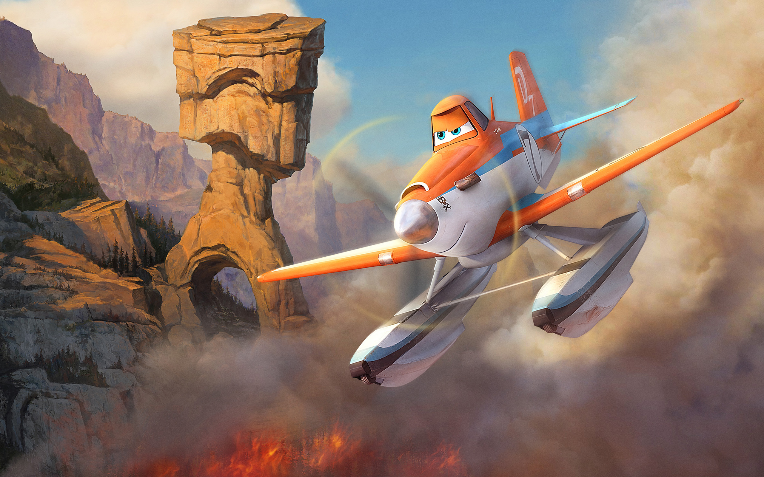 Planes Fire & Rescue 403.76 Kb